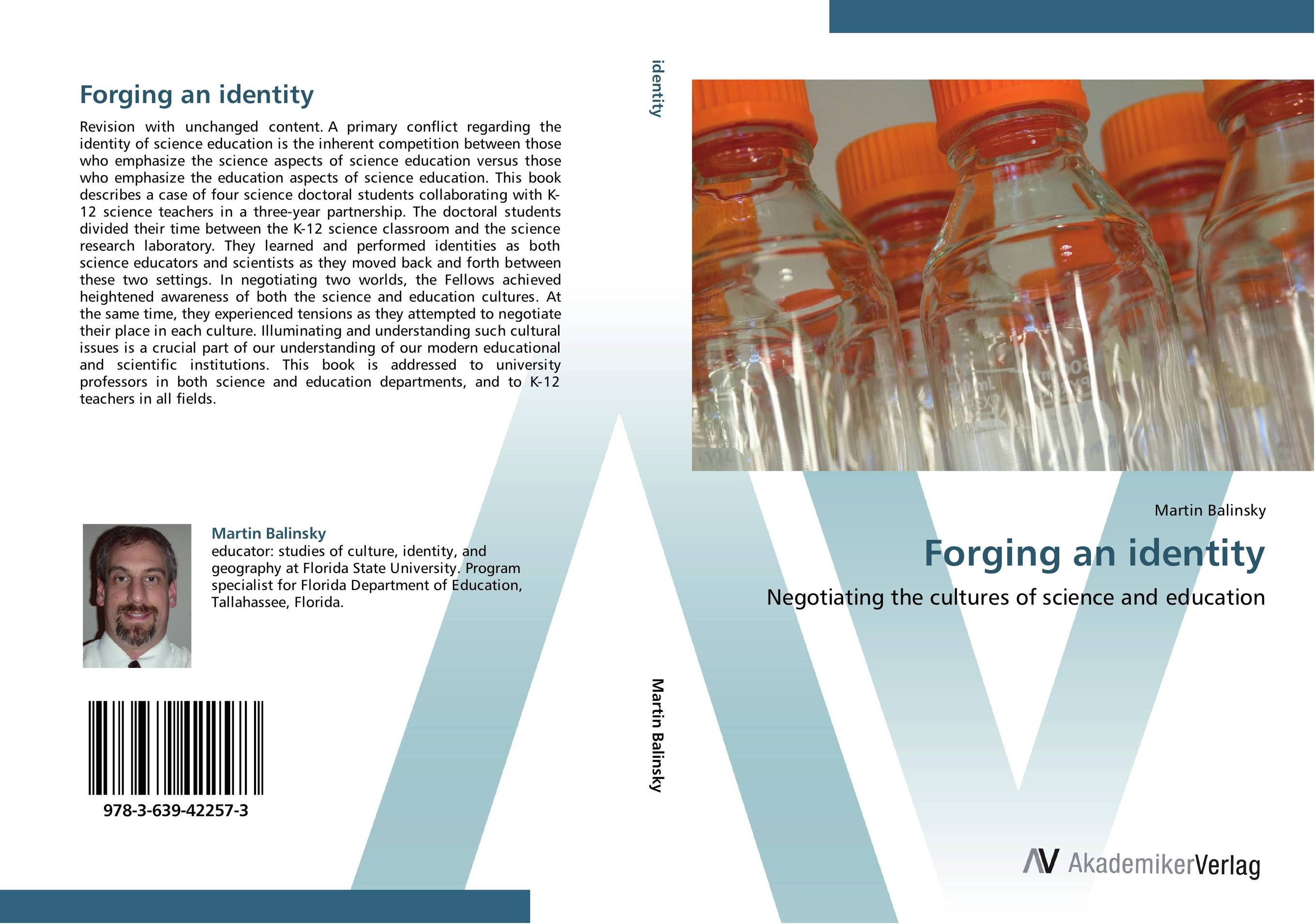 Forging an identity gray underserved populations in science education
