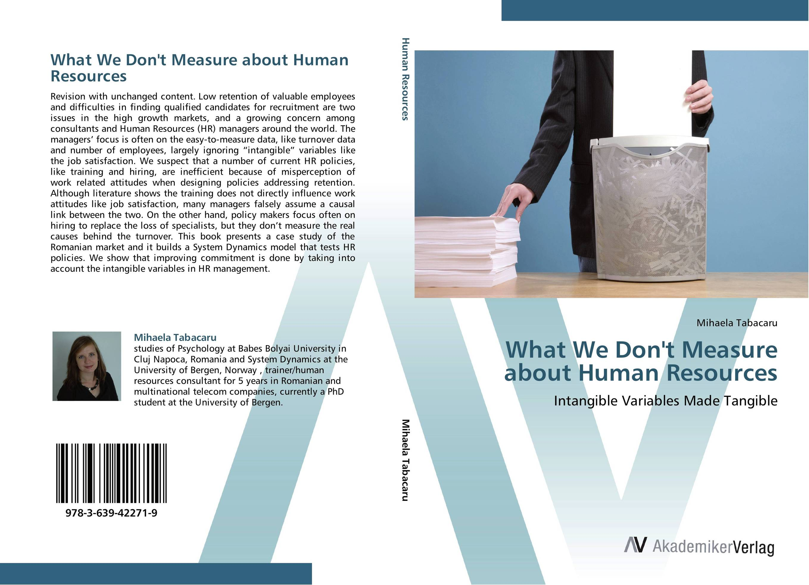 What We Don't Measure about Human Resources