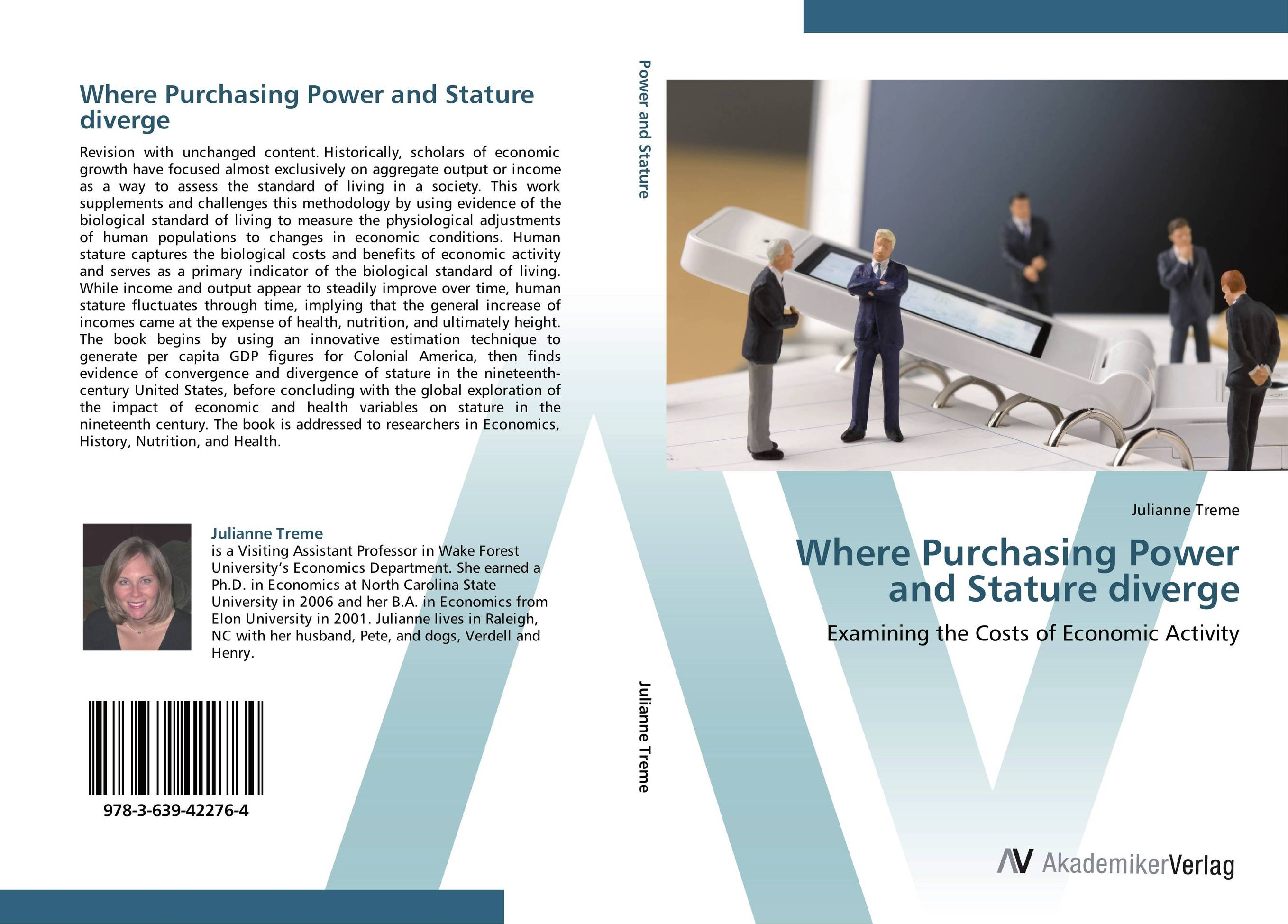 Where Purchasing Power and Stature diverge economic methodology