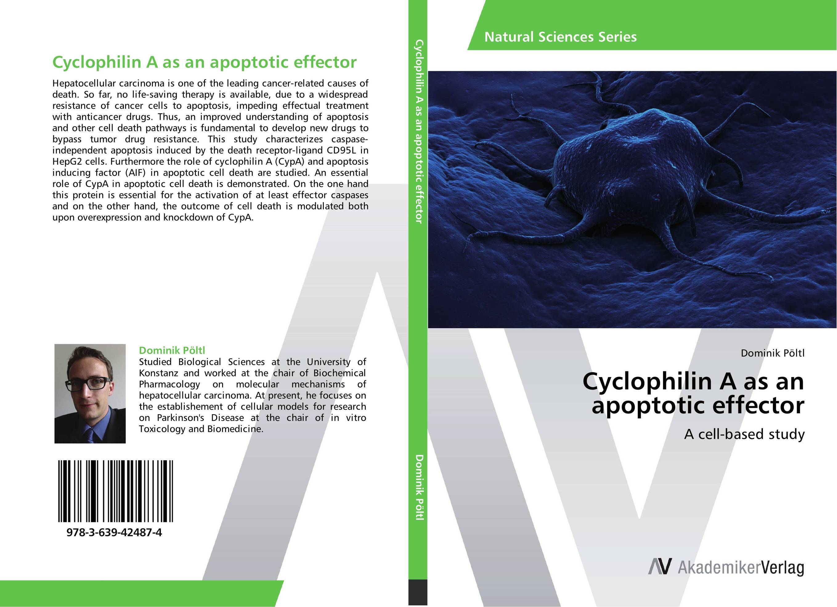 Cyclophilin A as an apoptotic effector a colder kind of death