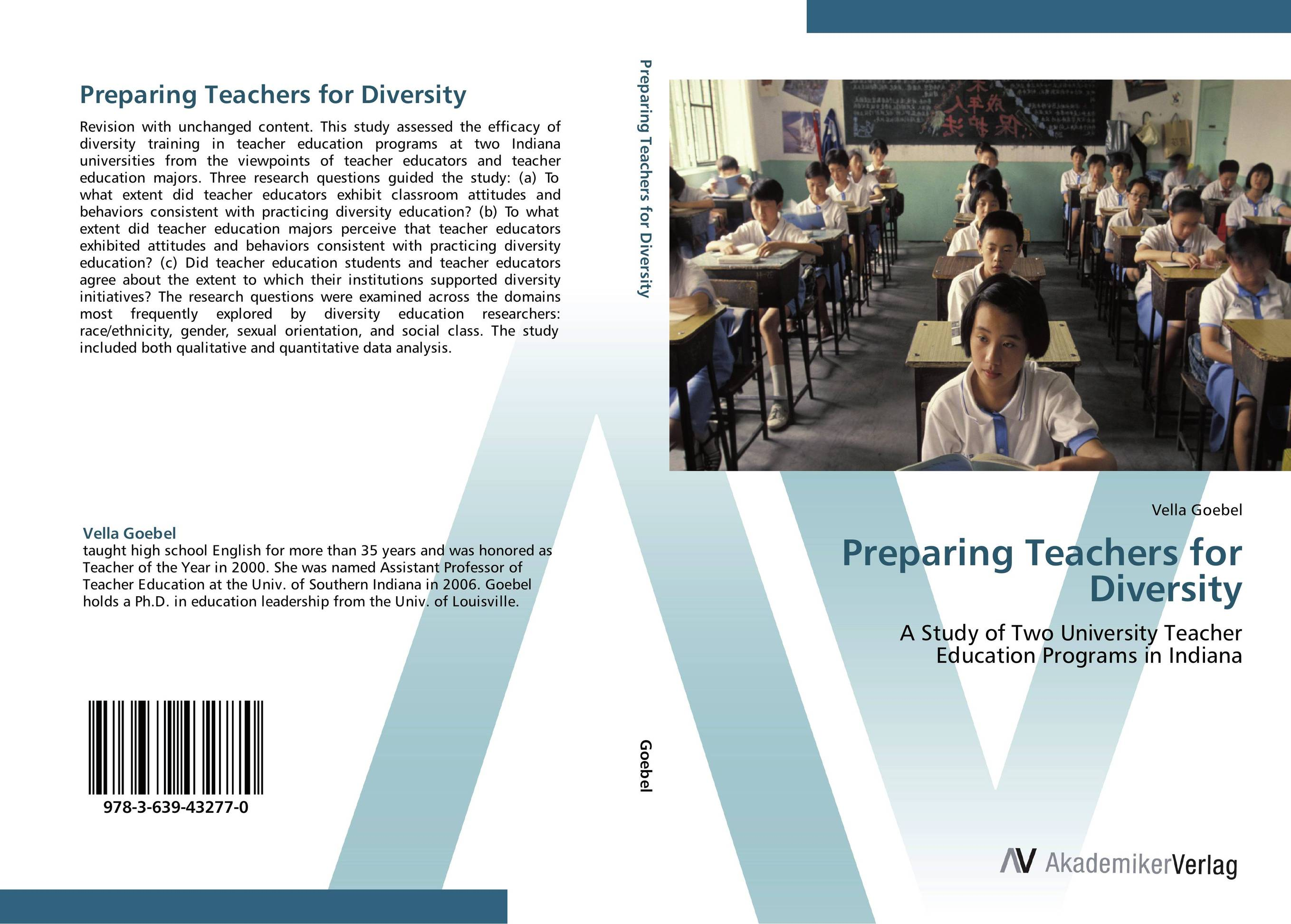 Preparing Teachers for Diversity