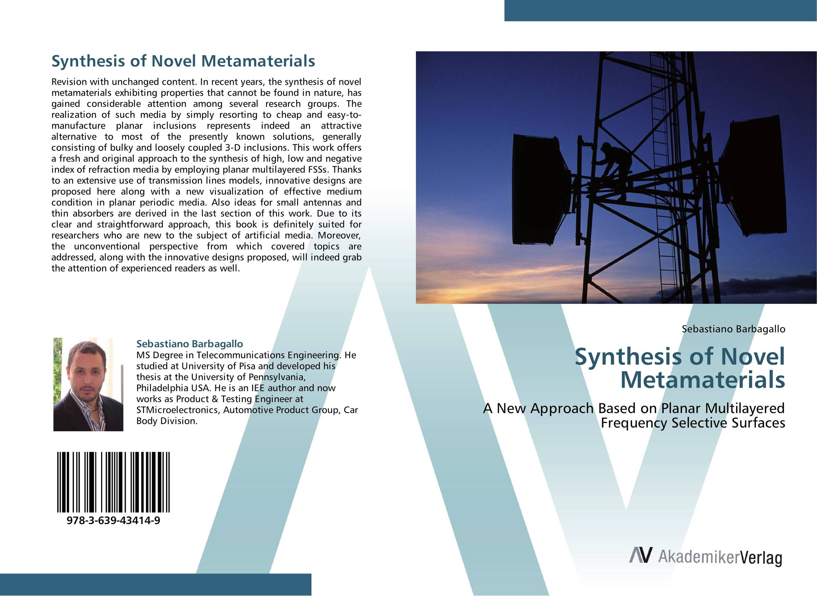 Synthesis of Novel Metamaterials the lonely polygamist – a novel