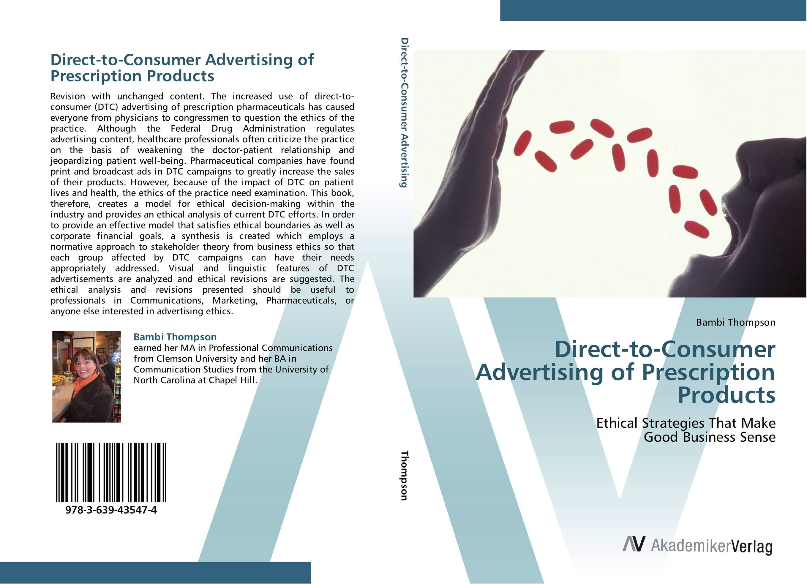 Direct-to-Consumer Advertising of  Prescription Products