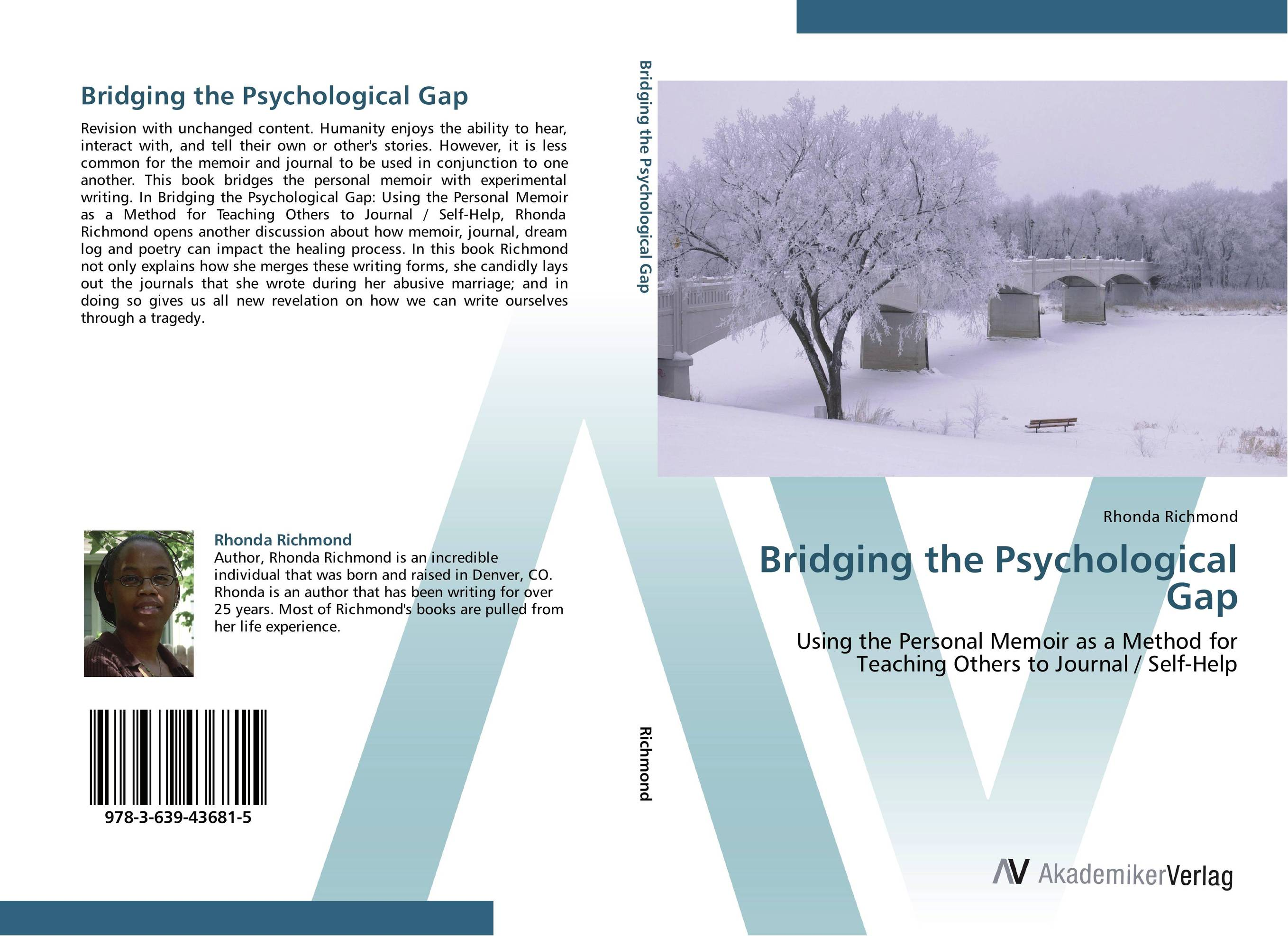 Bridging the Psychological Gap linda myers the power of memoir how to write your healing story
