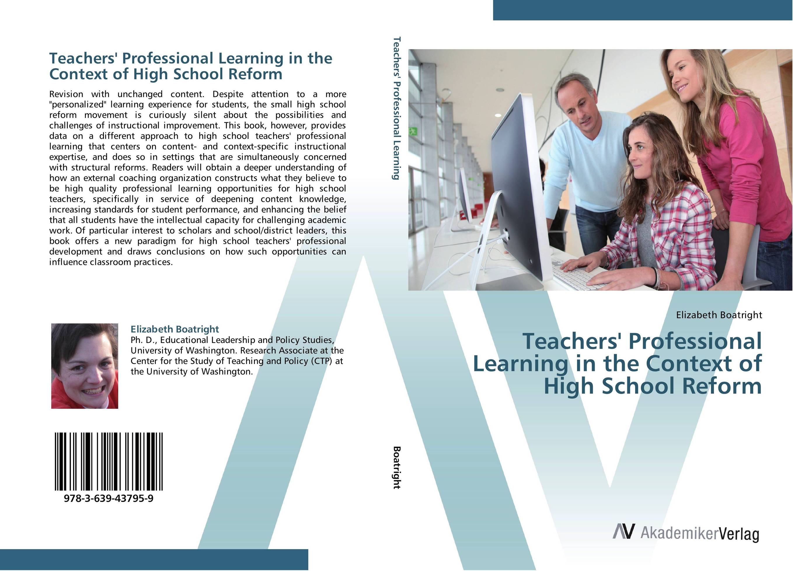 Teachers' Professional Learning in the Context of High School Reform teachers as team leaders in a professional learning community