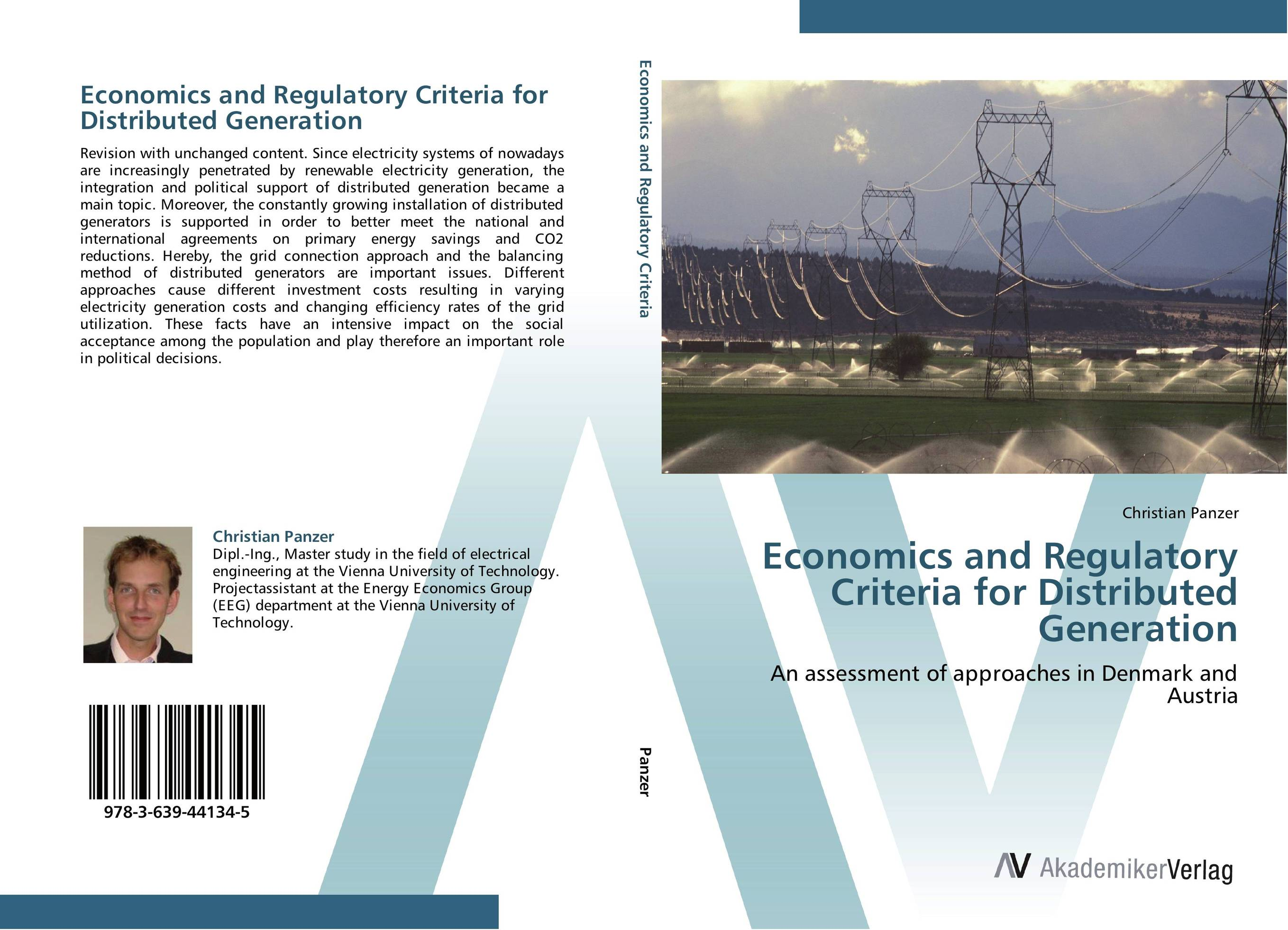 Economics and Regulatory Criteria for Distributed Generation investment costs of renewable electricity technologies