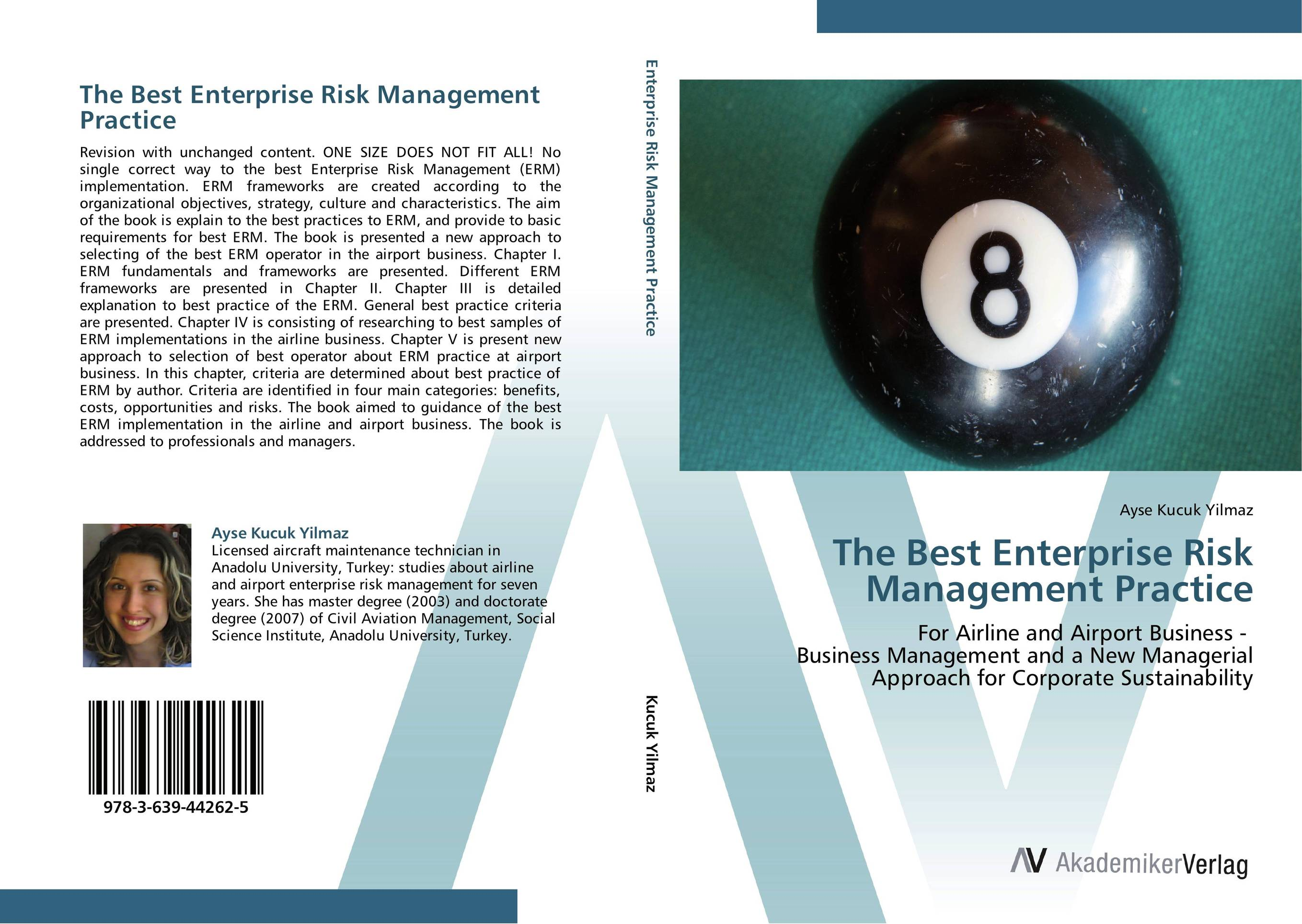 The Best Enterprise Risk Management Practice sim segal corporate value of enterprise risk management the next step in business management