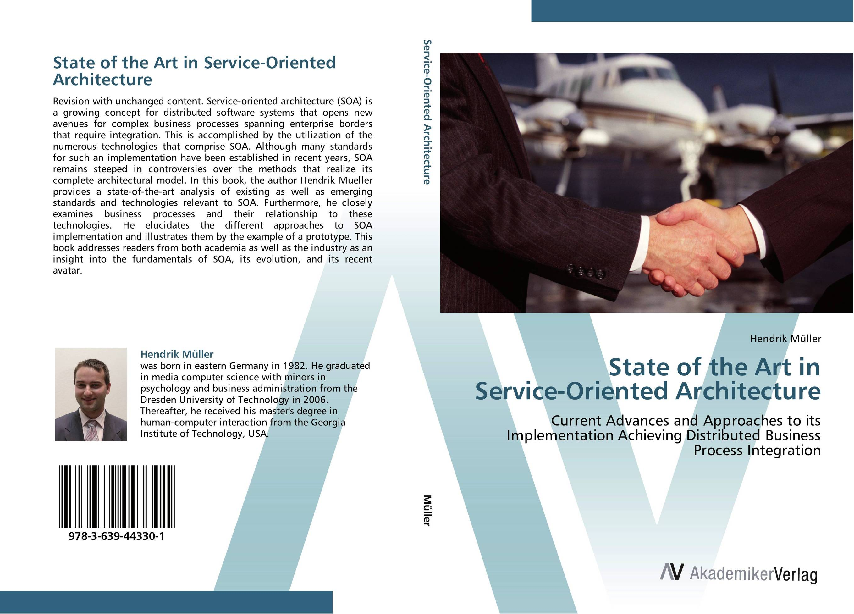 State of the Art in  Service-Oriented Architecture advancing the state of the art in the analysis of multi agent systems
