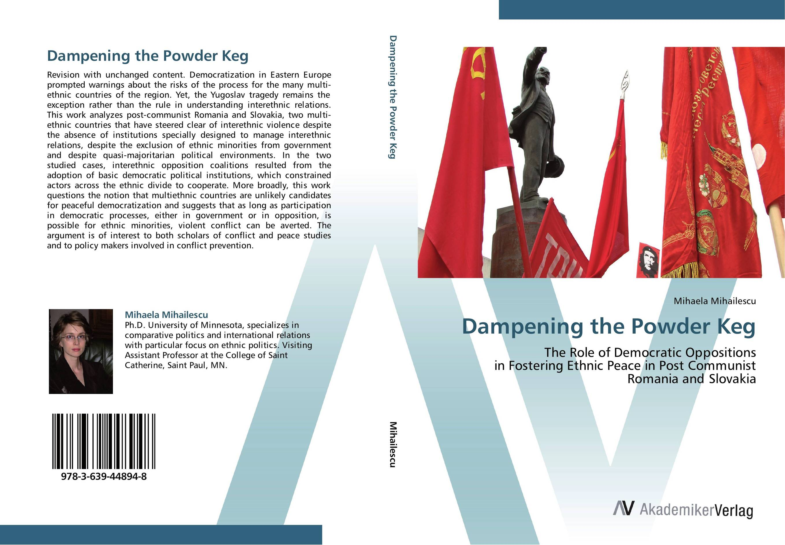 Dampening the Powder Keg trans border ethnic hegemony and political conflict in africa