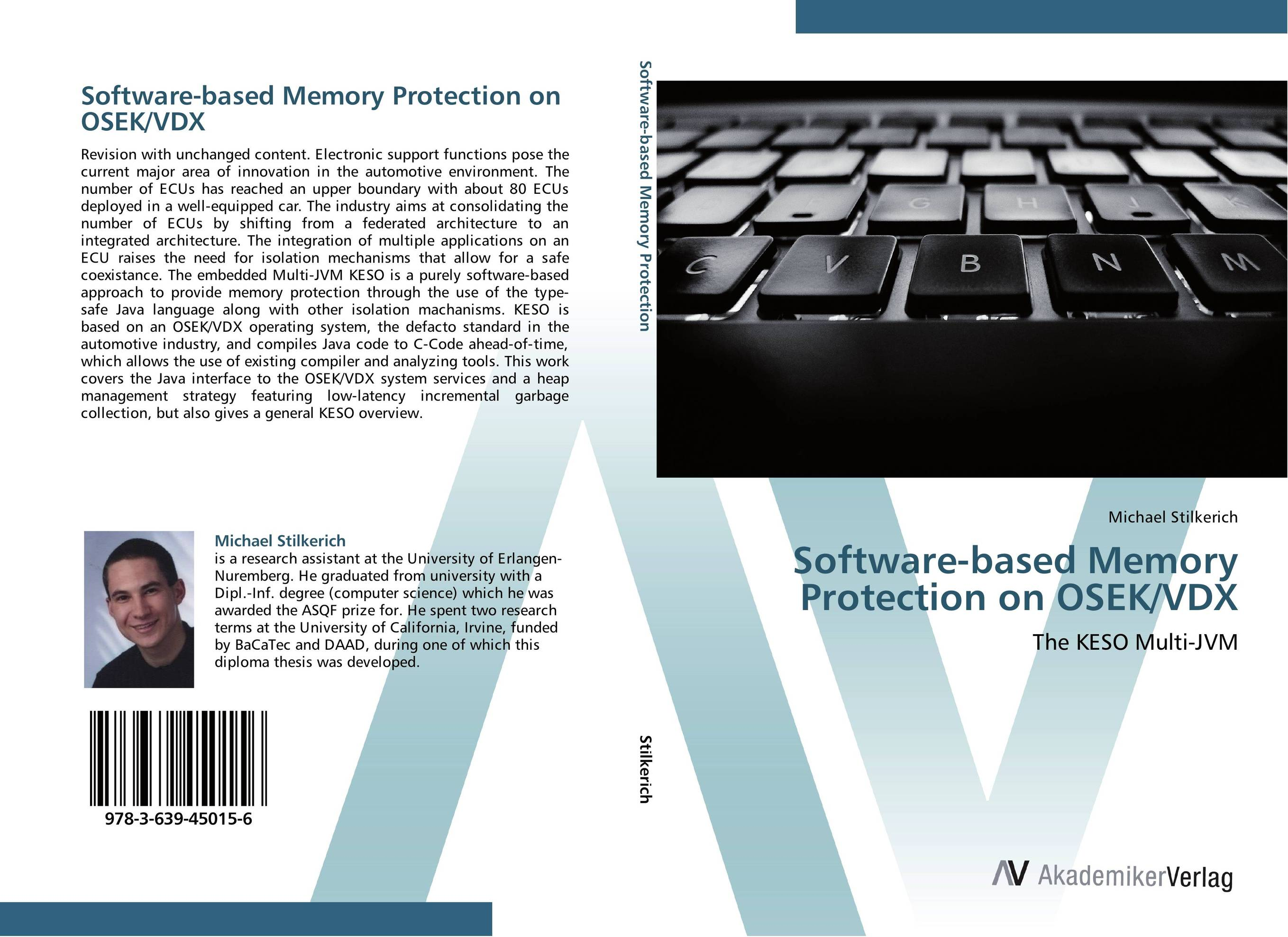 Software-based Memory Protection on OSEK/VDX an incremental graft parsing based program development environment