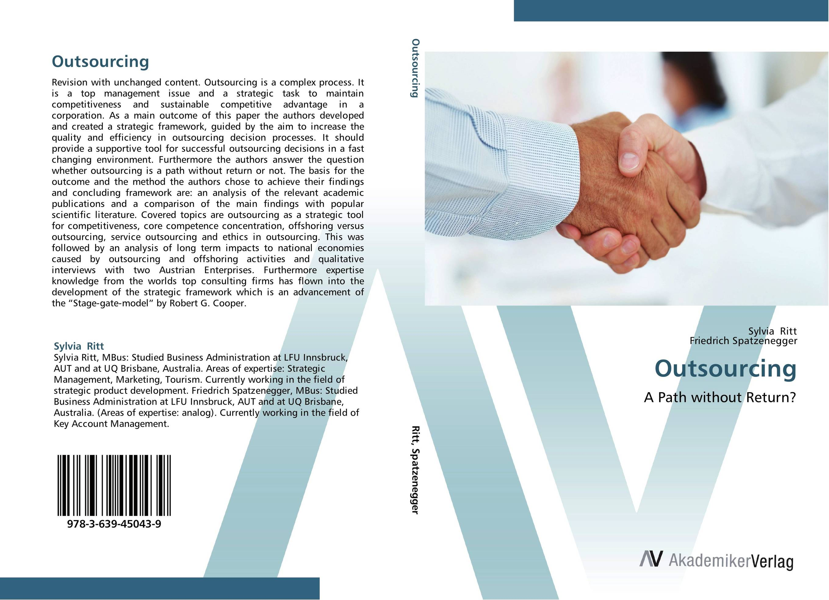 Outsourcing a decision support tool for library book inventory management