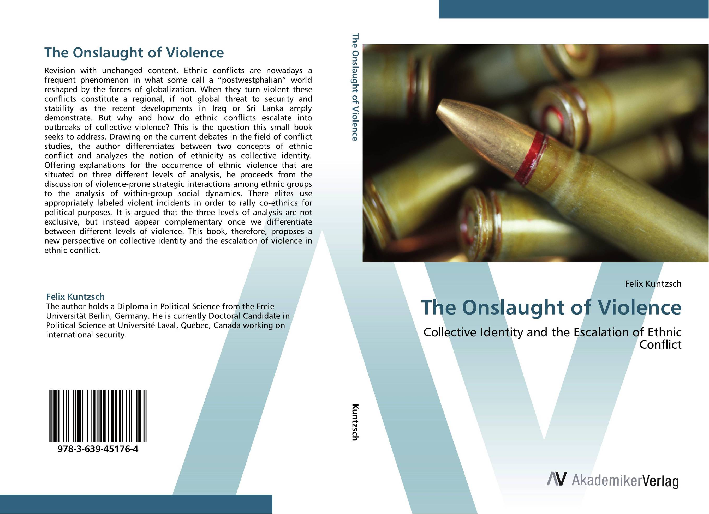 The Onslaught of Violence trans border ethnic hegemony and political conflict in africa