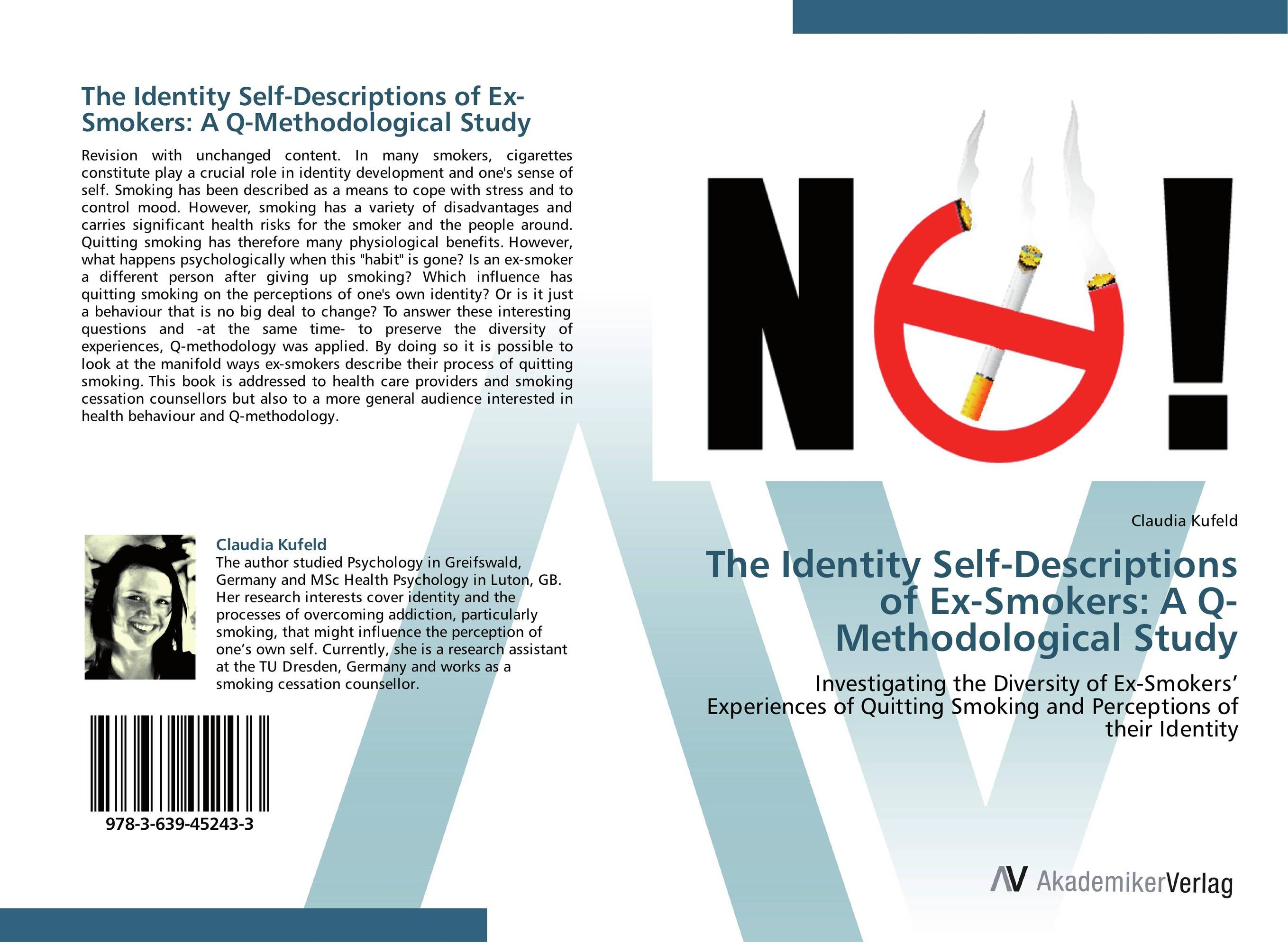 The Identity Self-Descriptions of Ex-Smokers: A Q-Methodological Study цена