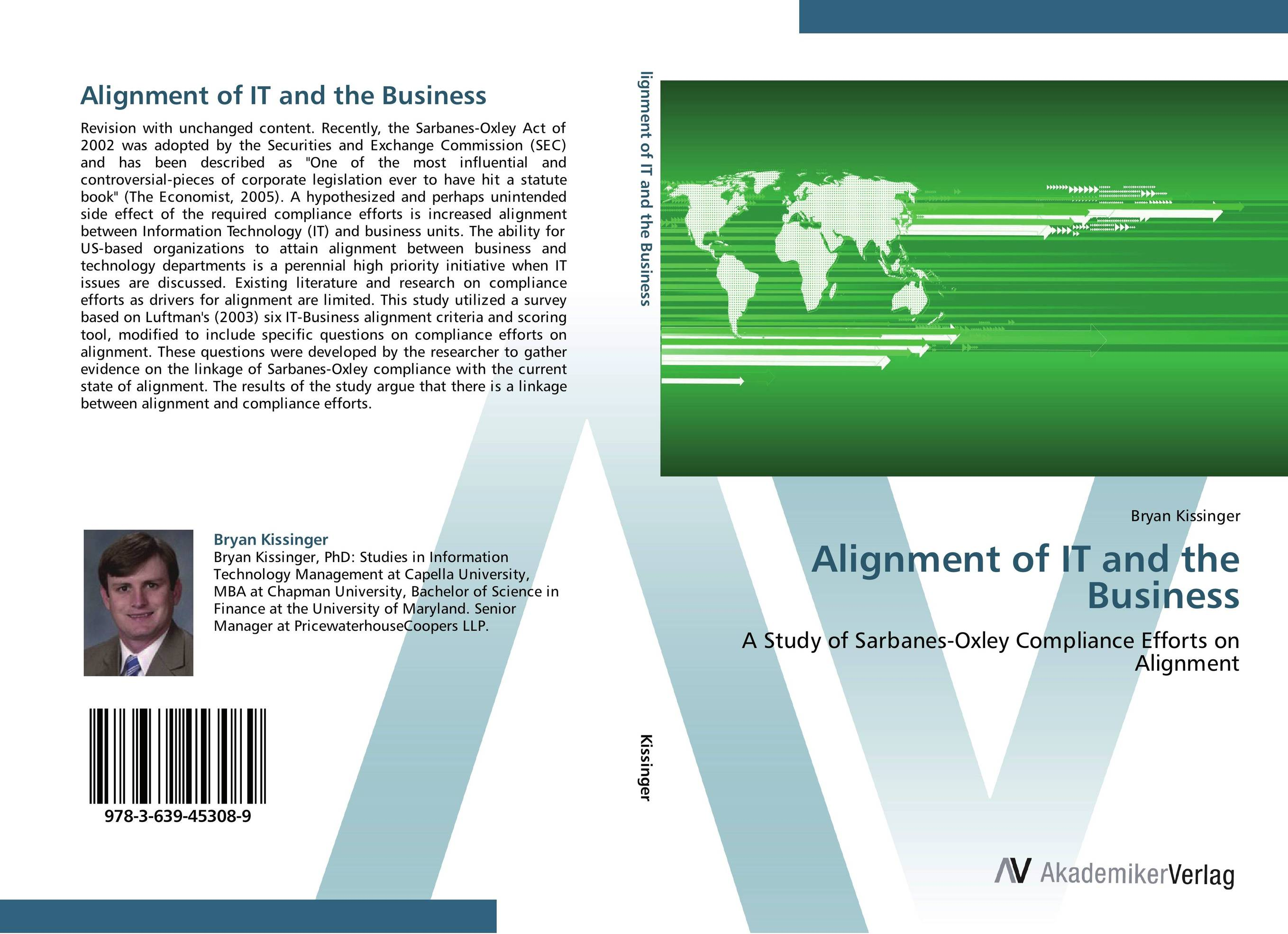 Alignment of IT and the Business rakesh kumar khandal and sapana kaushik coal tar pitch with reduced pahs and thermosets based on it