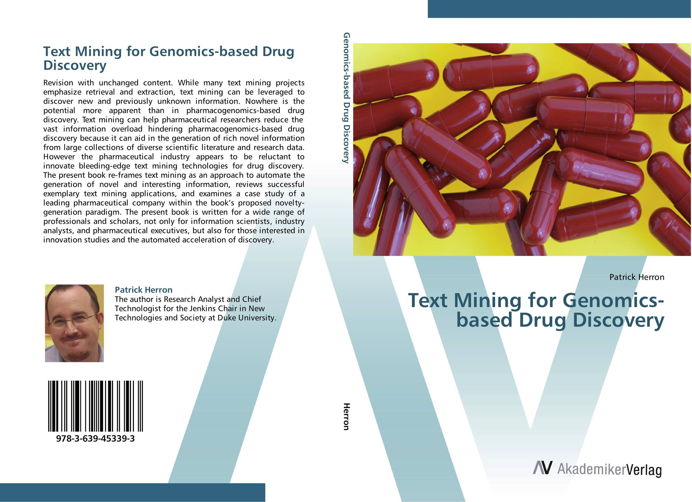 Text Mining for Genomics-based Drug Discovery developing networks in obesity using text mining
