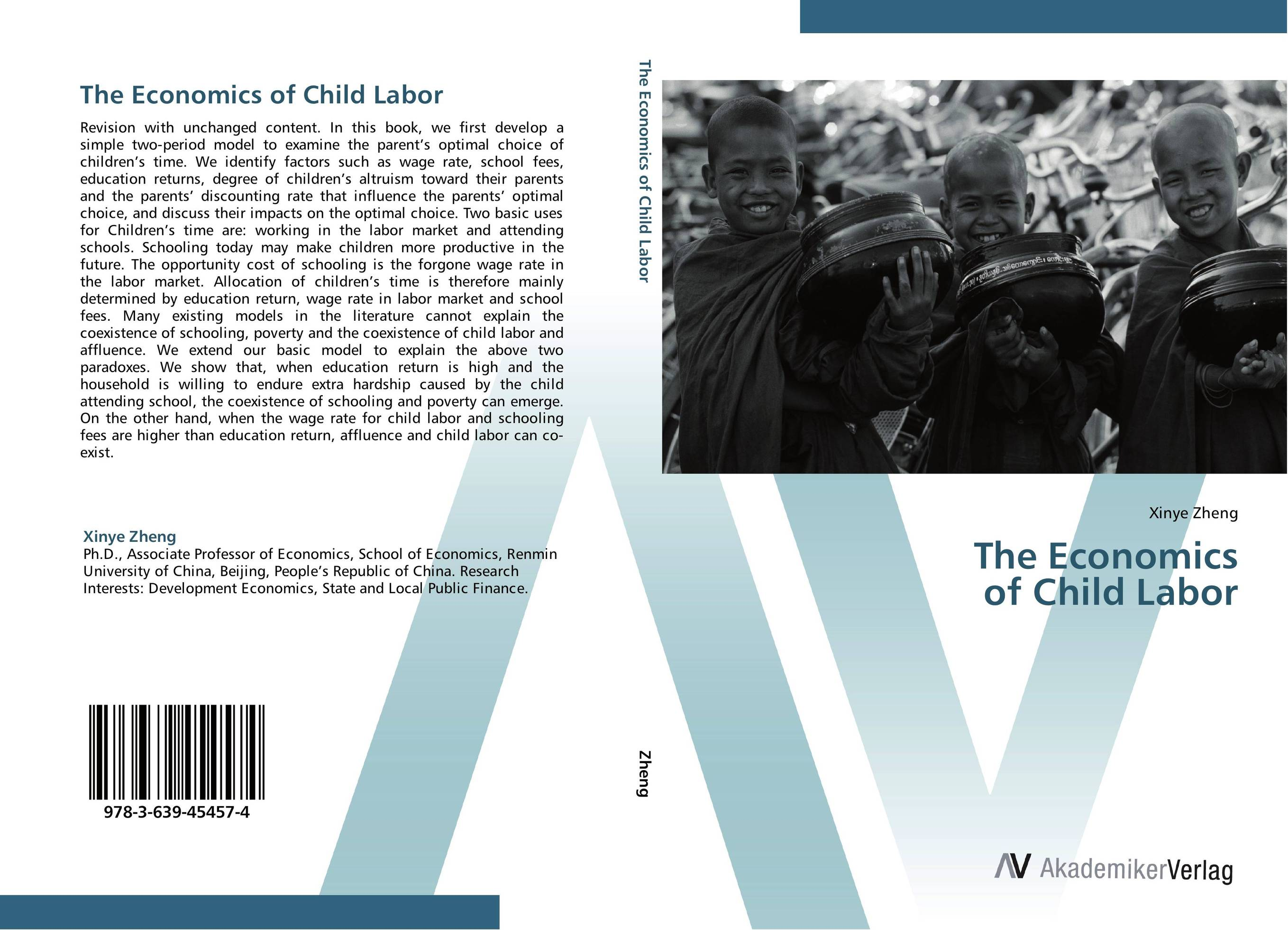 The Economics of Child Labor discounting