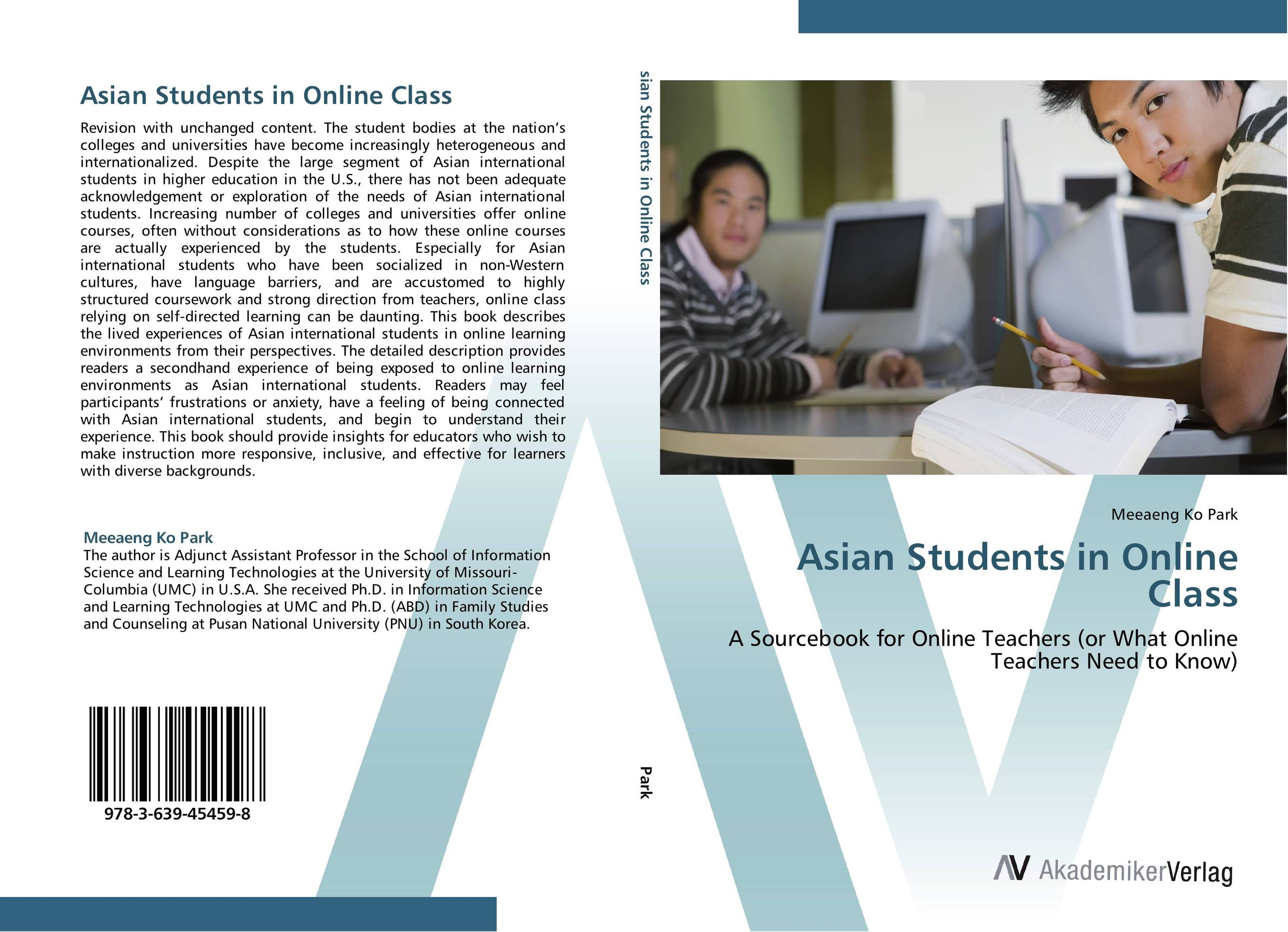 Asian Students in Online Class