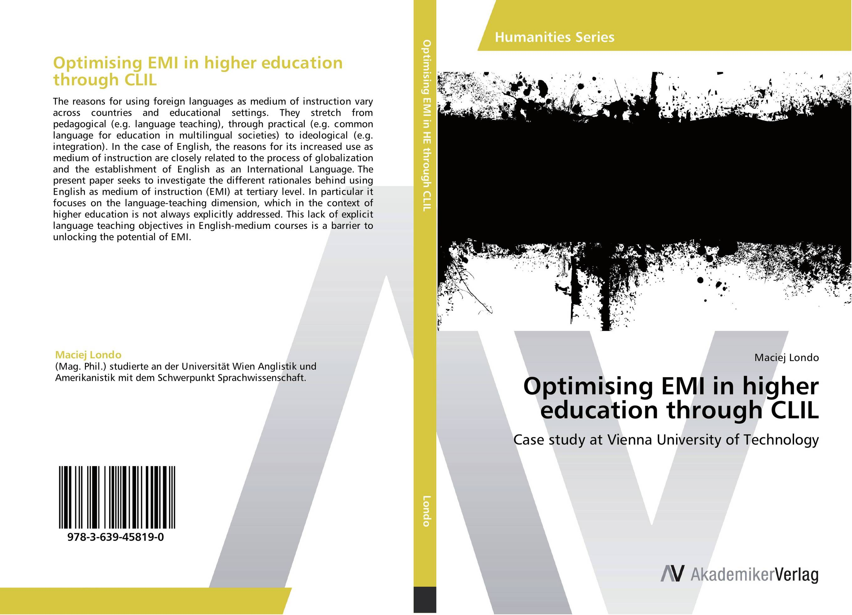 Optimising EMI in higher education through CLIL pedagogical concerns in management of english language teaching
