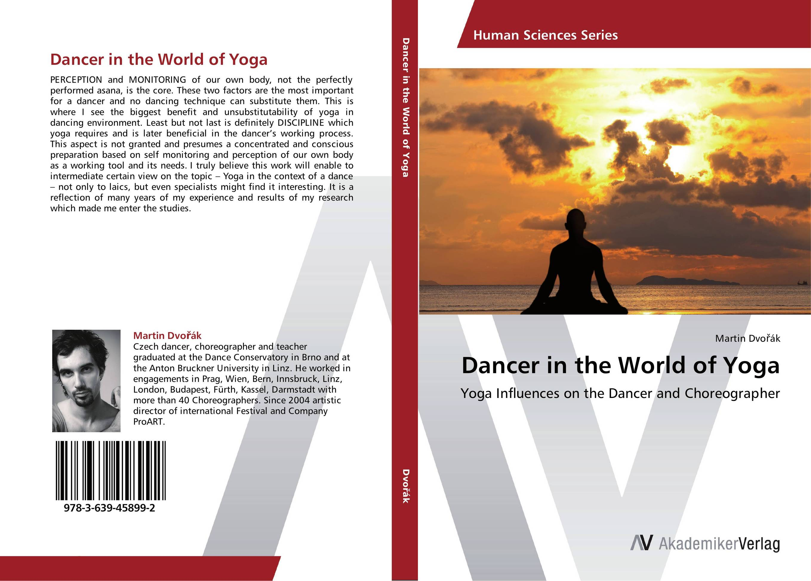 Dancer in the World of Yoga dancer in the world of yoga