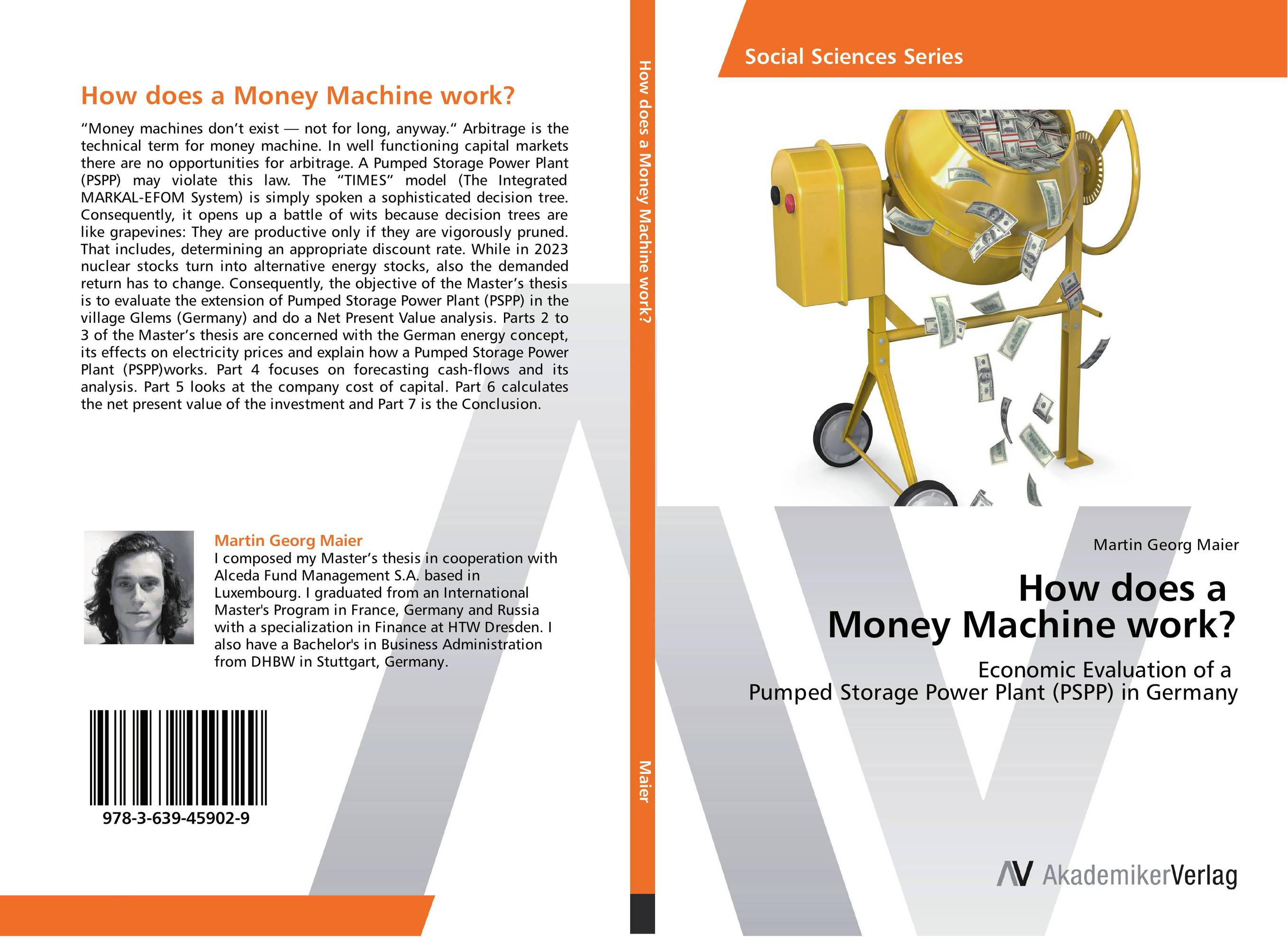 How does a Money Machine work? thomas kirchner merger arbitrage how to profit from global event driven arbitrage