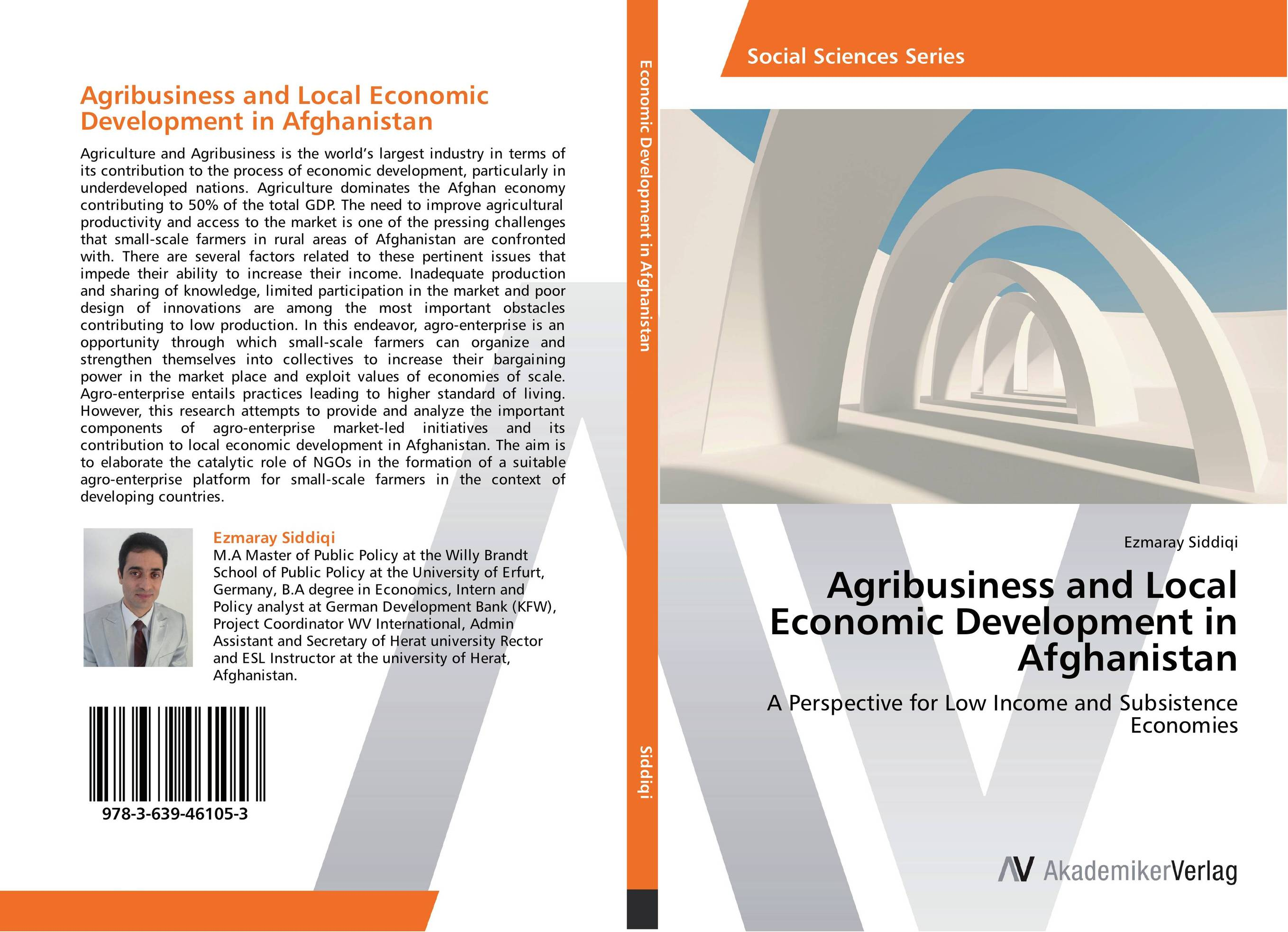 Agribusiness and Local Economic Development in Afghanistan