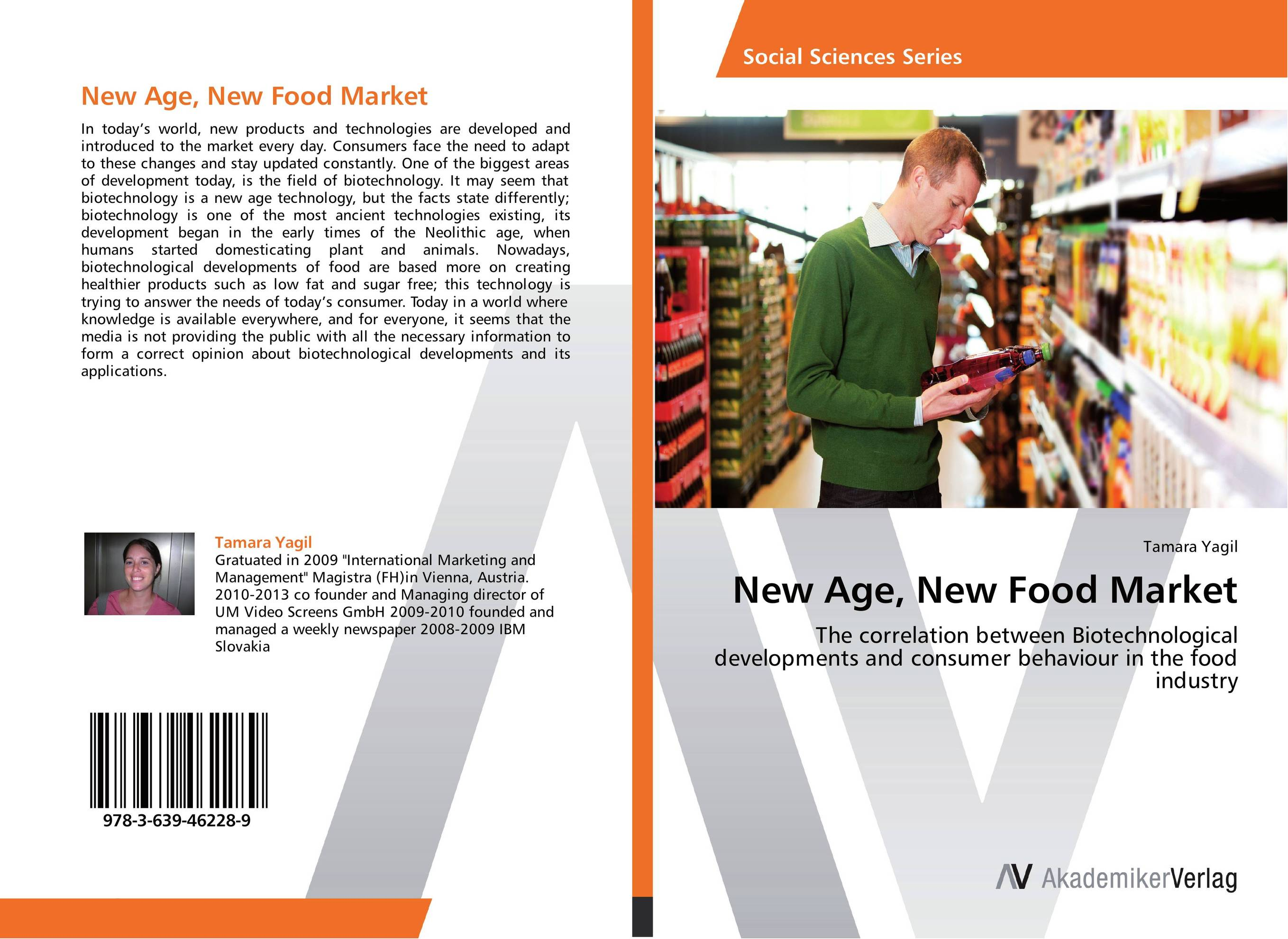 New Age, New Food Market the second media age