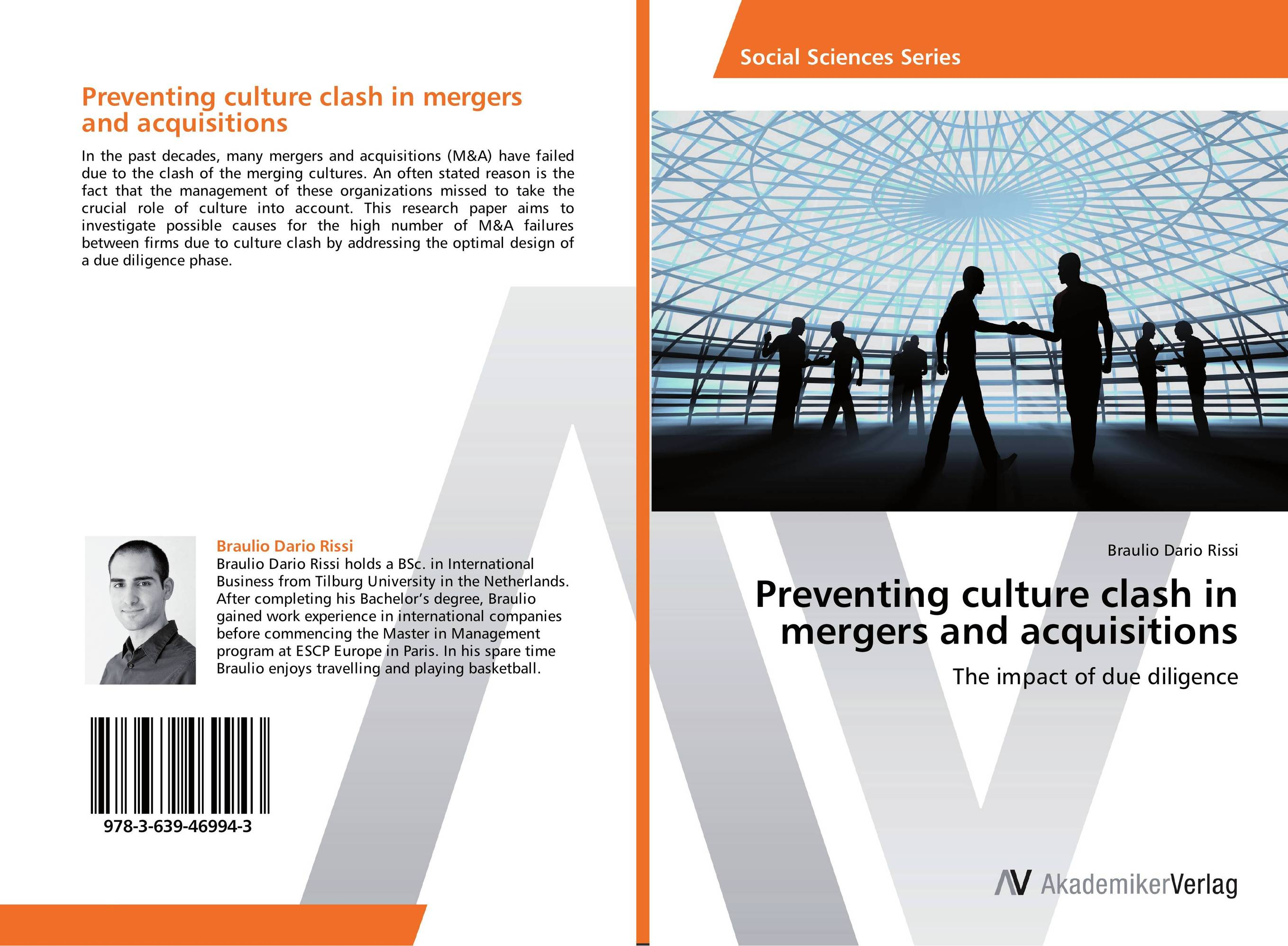 Preventing culture clash in mergers and acquisitions the clash of civilizations