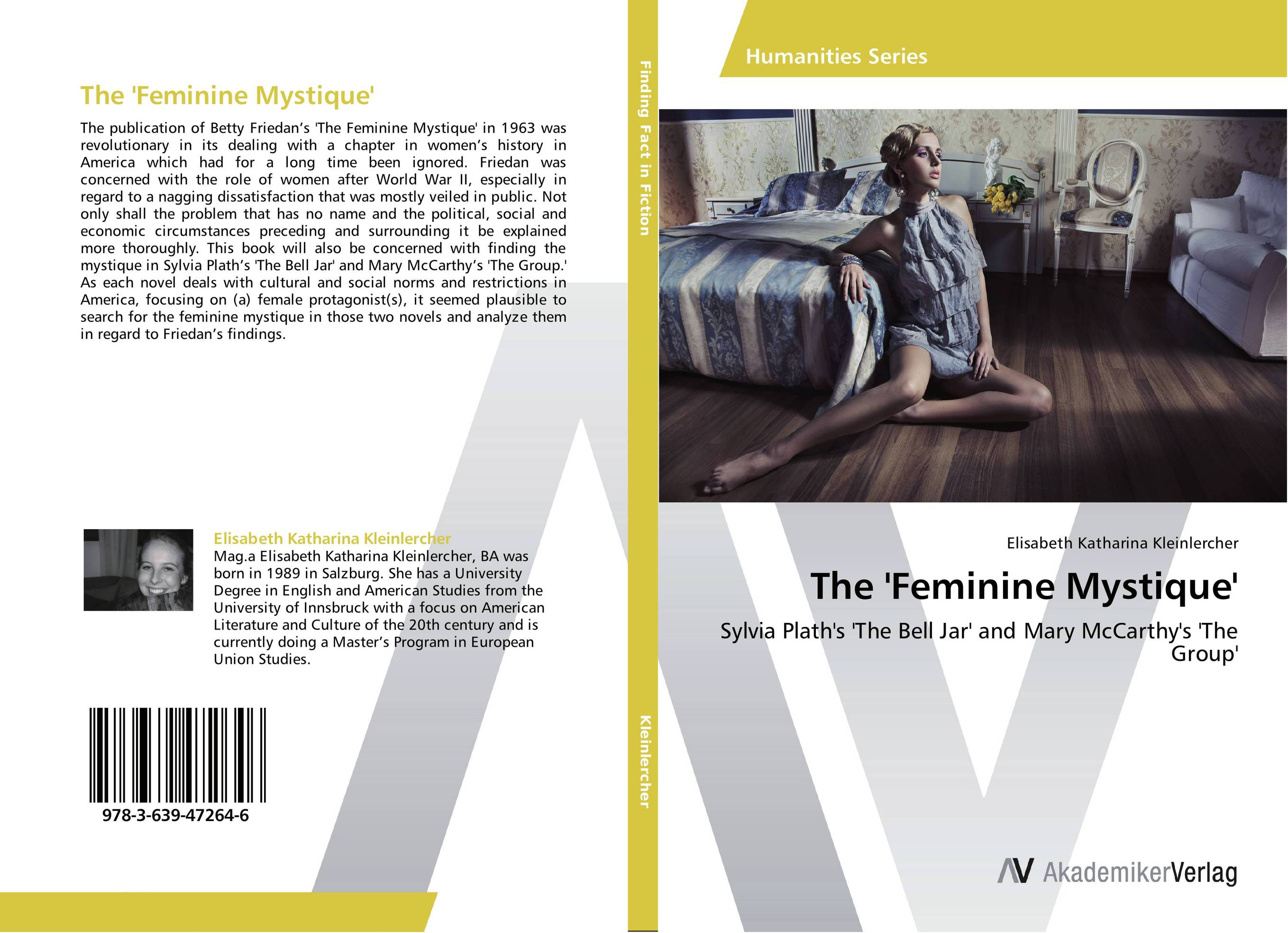 The 'Feminine Mystique' personification and the feminine in roman philosophy