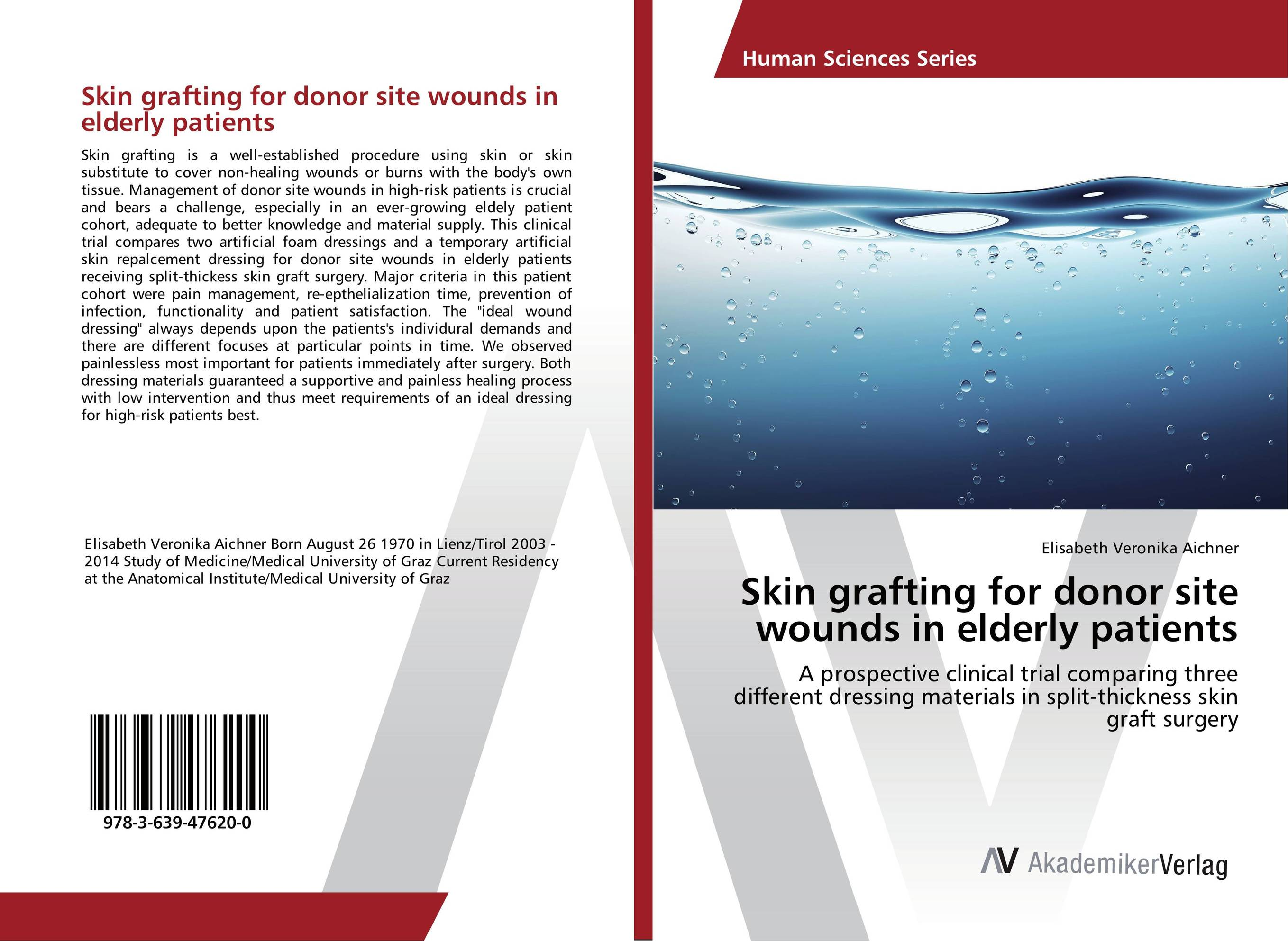 Skin grafting for donor site wounds in elderly patients fibular grafting in femoral neck fractures with posterior comminution