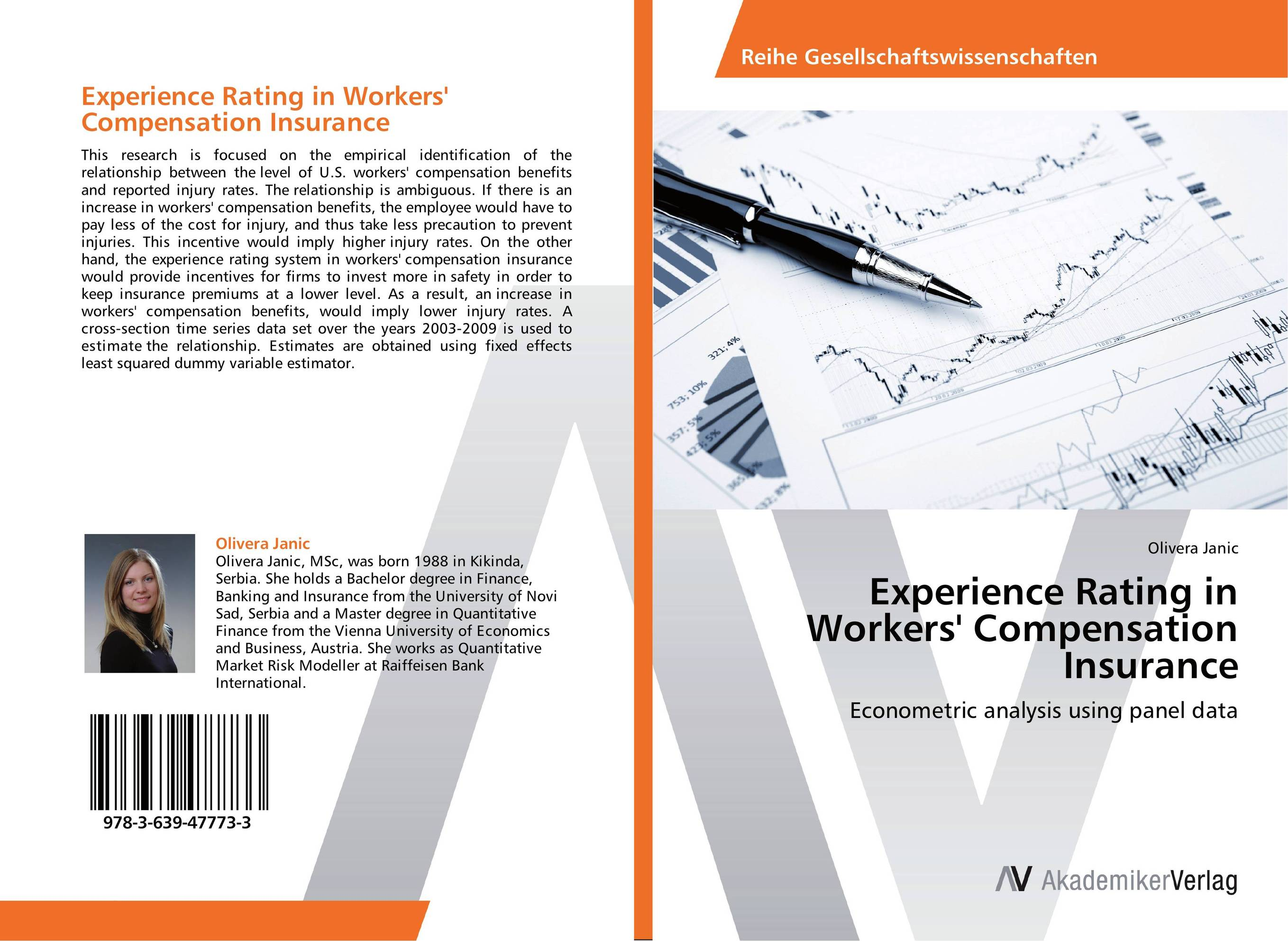 Experience Rating in Workers' Compensation Insurance