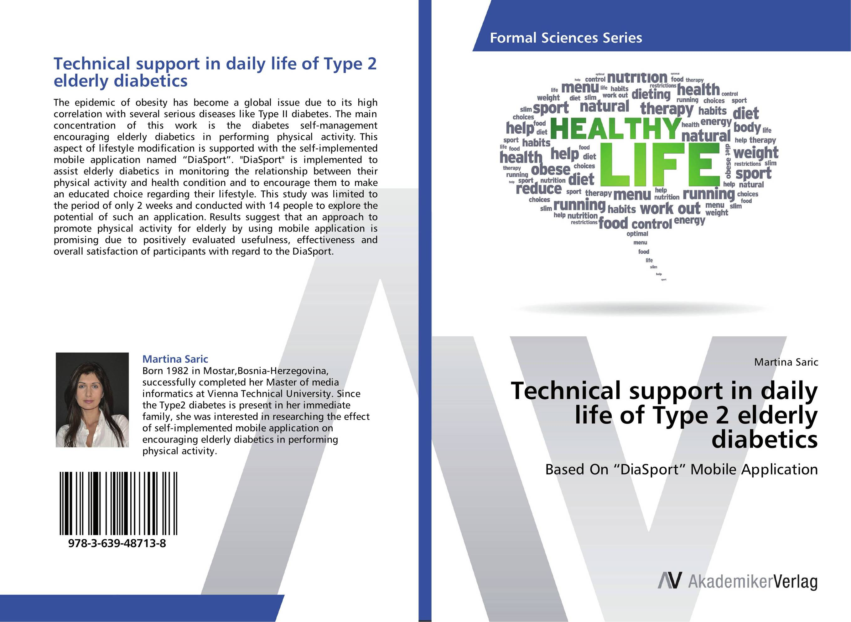 Technical support in daily life of Type 2 elderly diabetics effects of exercise in different temperatures in type 1 diabetics