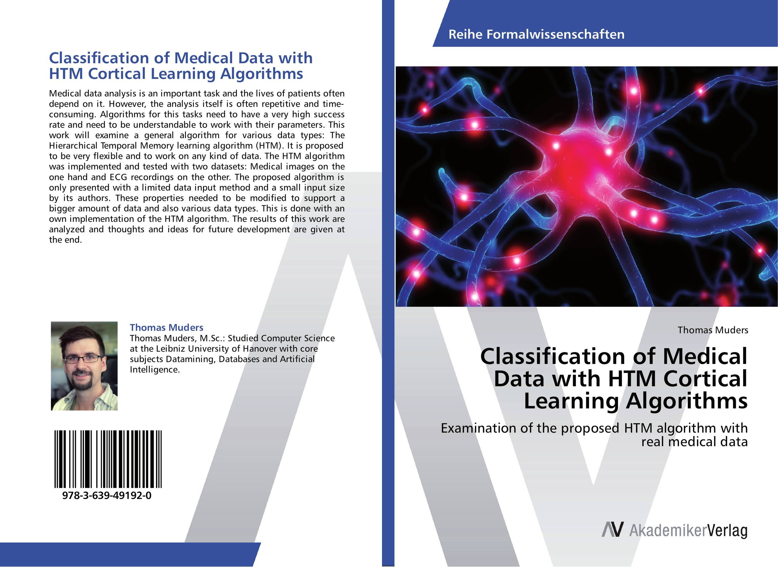 Classification of Medical Data with HTM Cortical Learning Algorithms an improved dbscan algorithm for high dimensional datasets