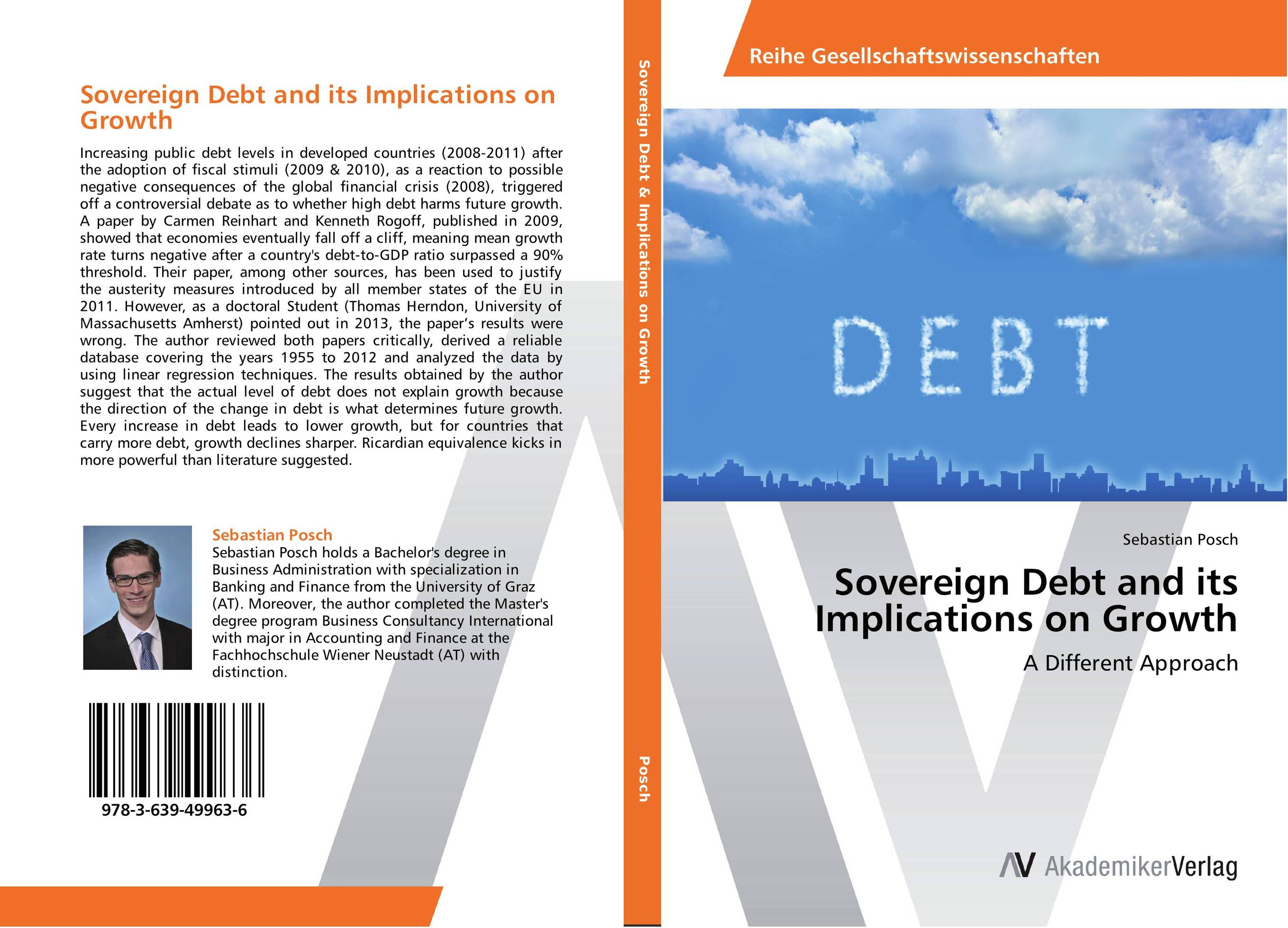 Sovereign Debt and its Implications on Growth corporate debt pricing
