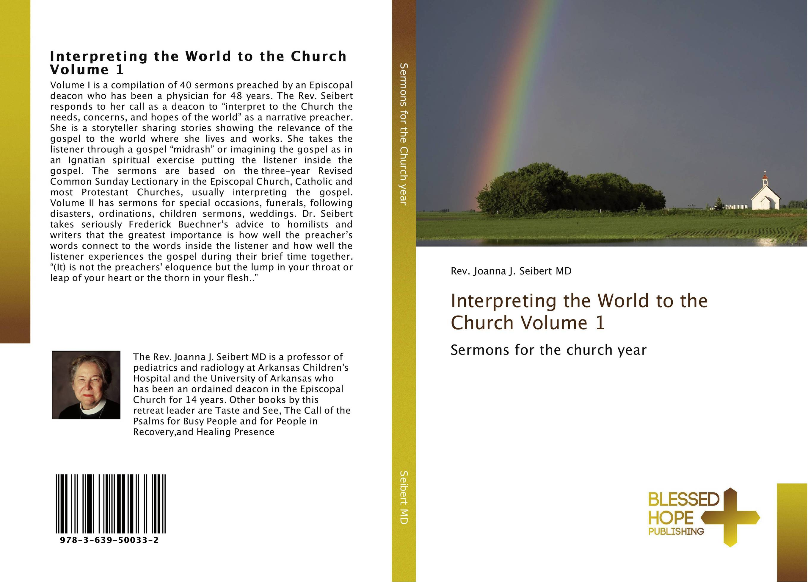 Interpreting the World to the Church Volume 1 the salmon who dared to leap higher