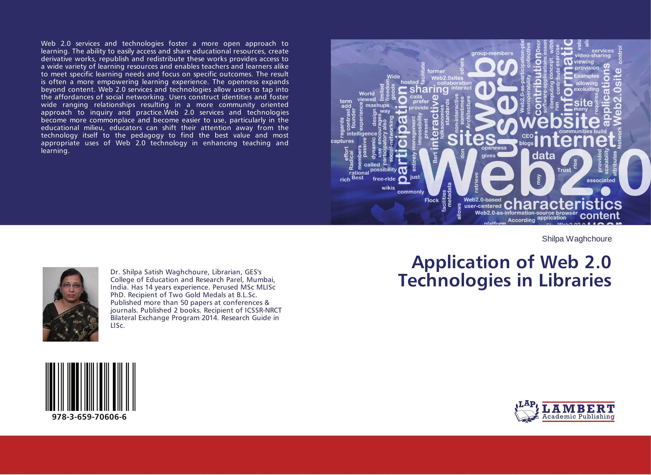 Application of Web 2.0 Technologies in Libraries learning resources набор пробей