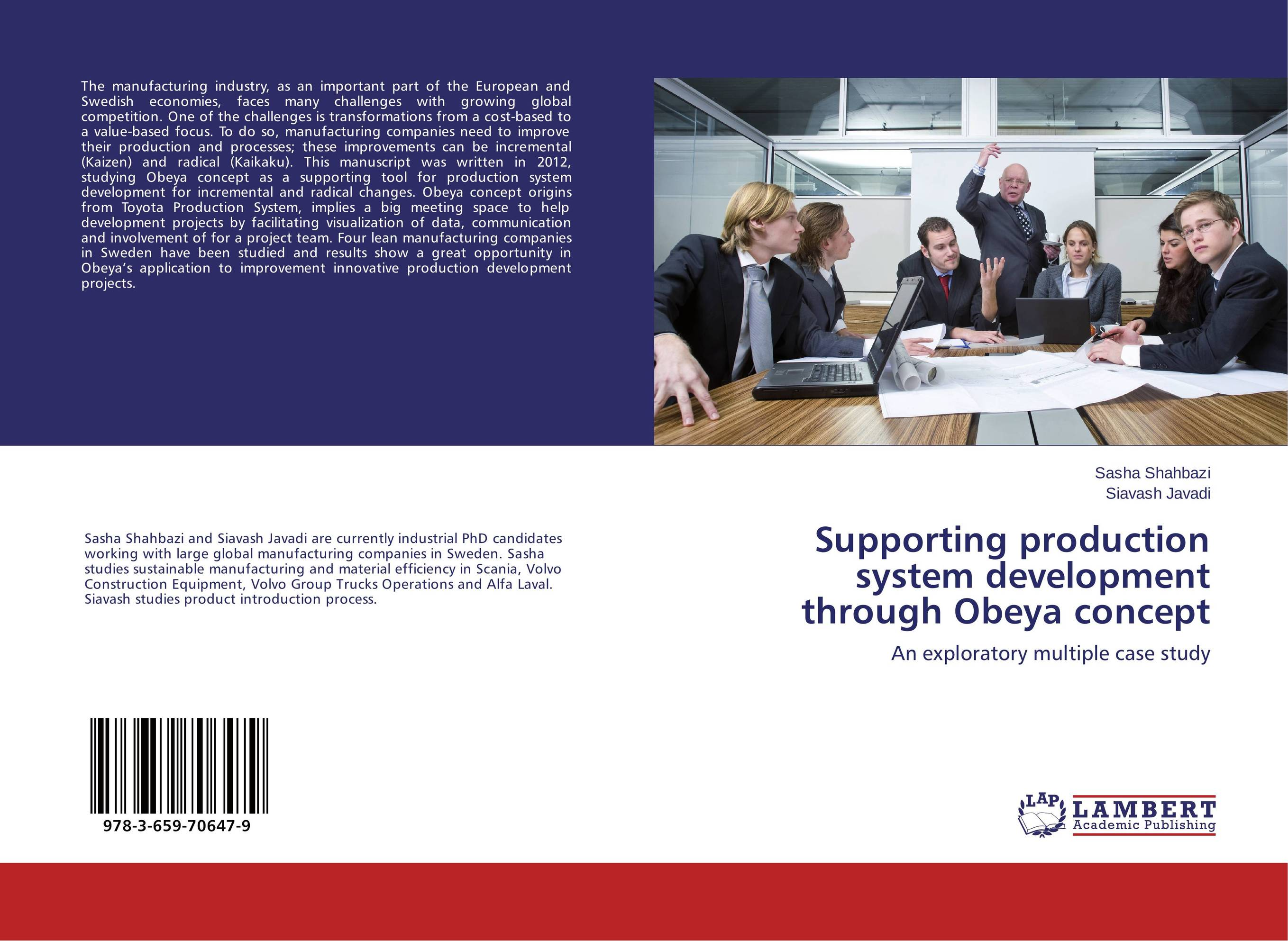 Supporting production system development through Obeya concept an incremental graft parsing based program development environment