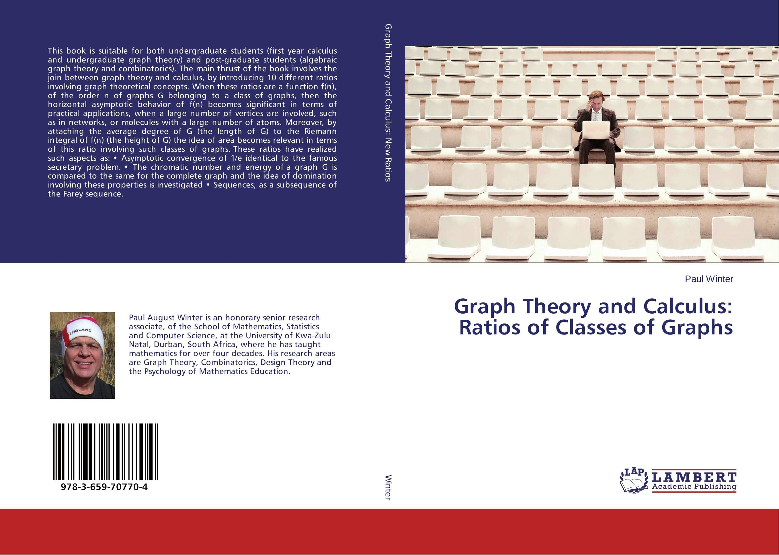Graph Theory and Calculus: Ratios of Classes of Graphs wiener index of graphs