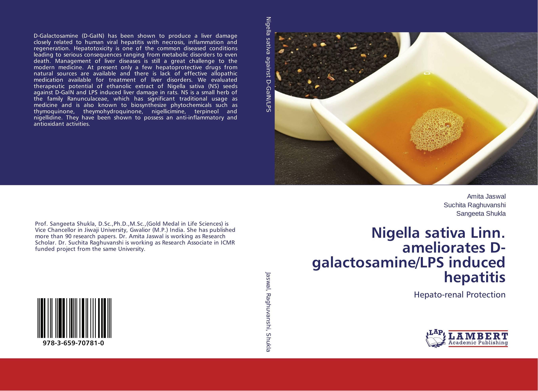 Nigella sativa Linn. ameliorates D-galactosamine/LPS induced hepatitis