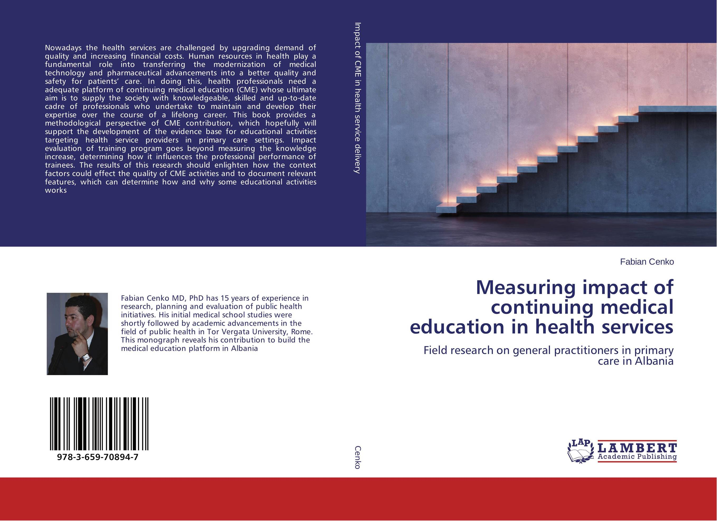 Measuring impact of continuing medical education in health services health awareness among continuing education workers