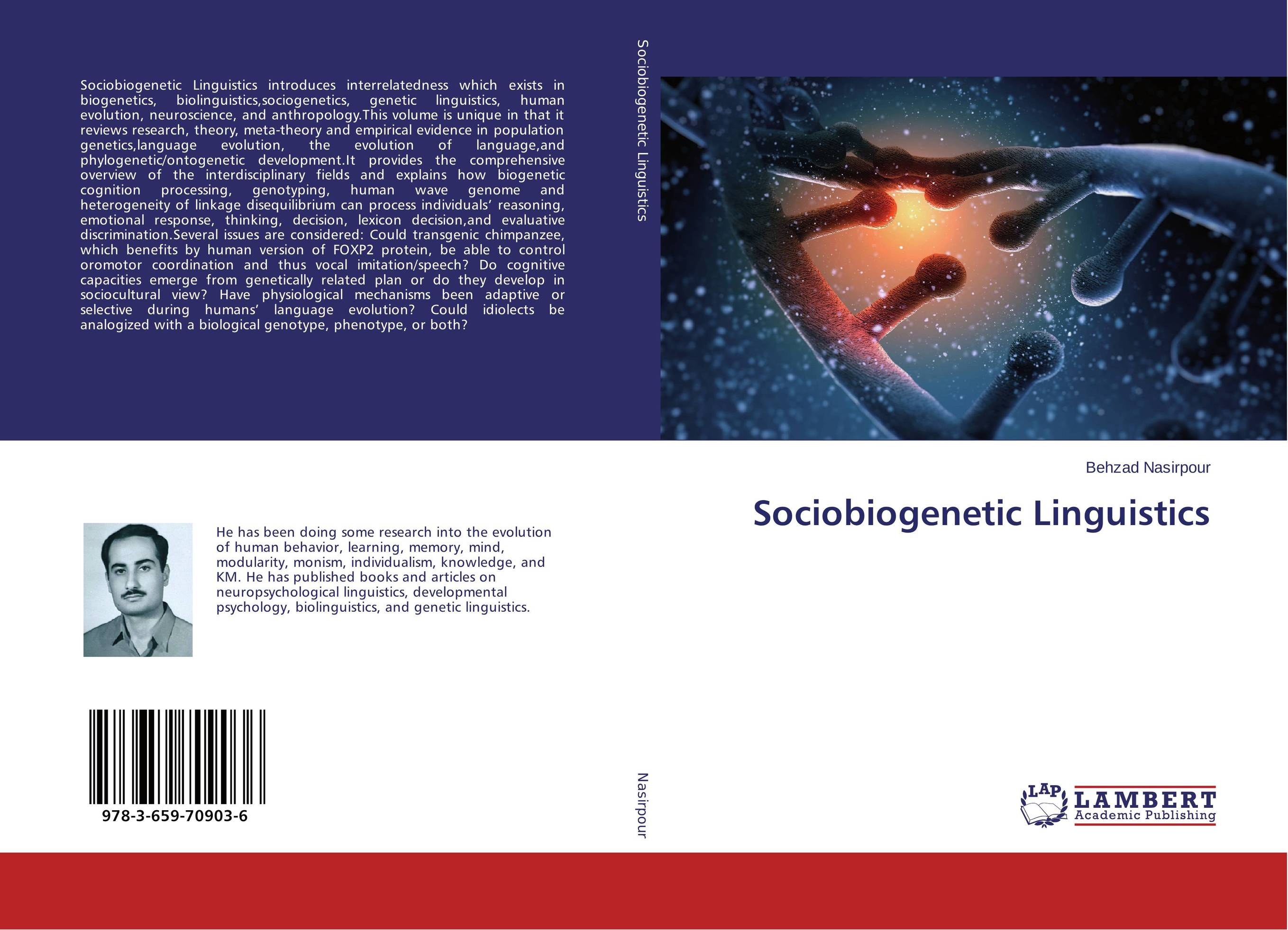 Sociobiogenetic Linguistics blog theory