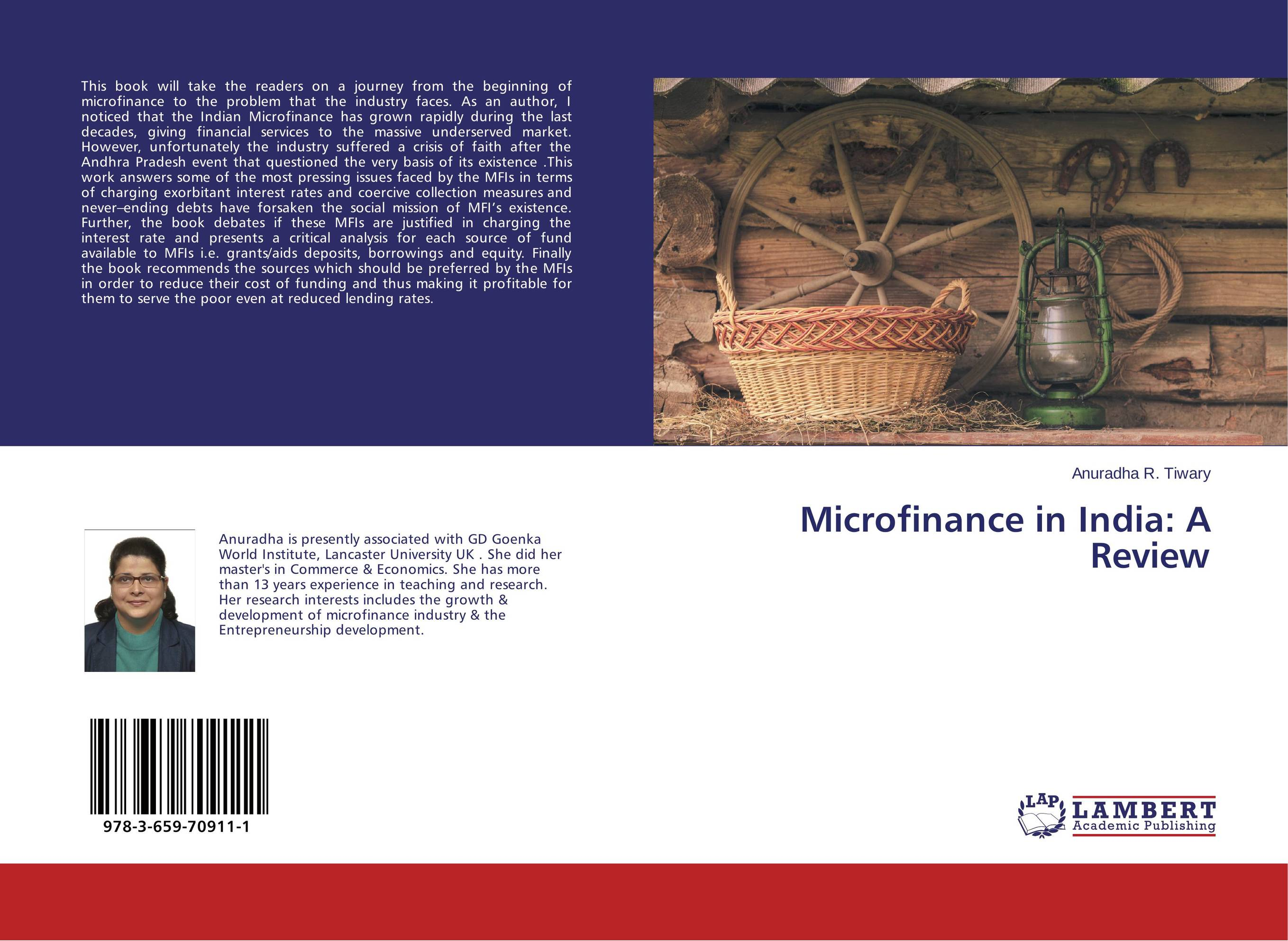 Microfinance in India: A Review geochemistry of groundwater in a river basin of andhra pradesh india