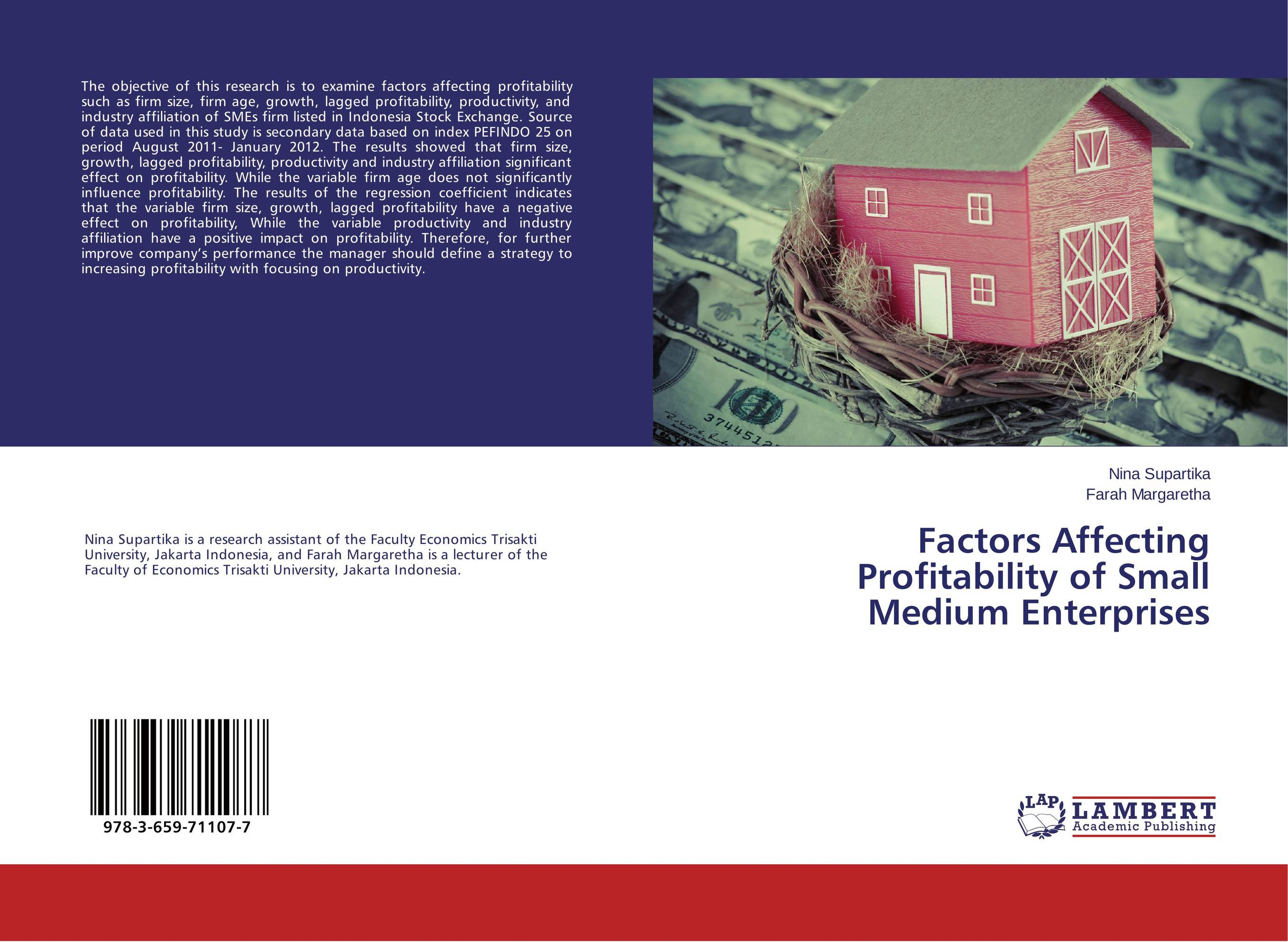 Factors Affecting Profitability of Small Medium Enterprises the firm