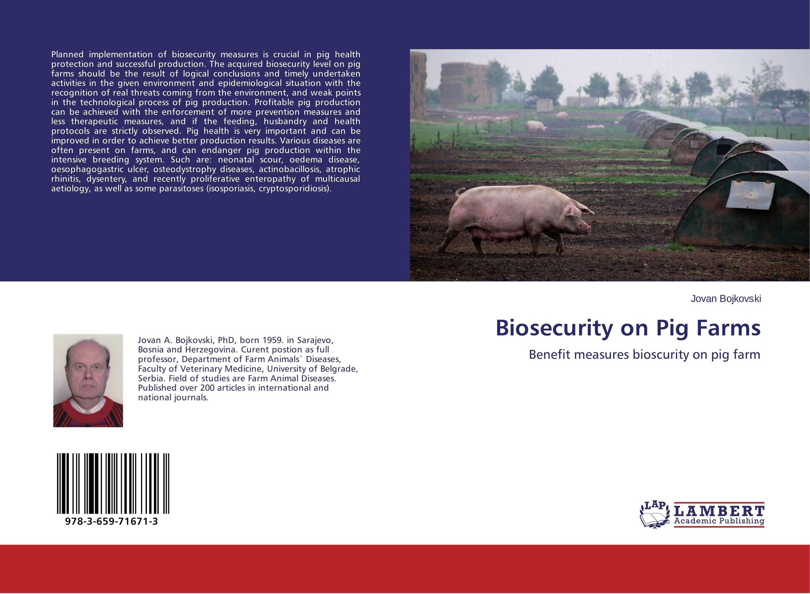 Biosecurity on Pig Farms roles of selenium in farms and in human health
