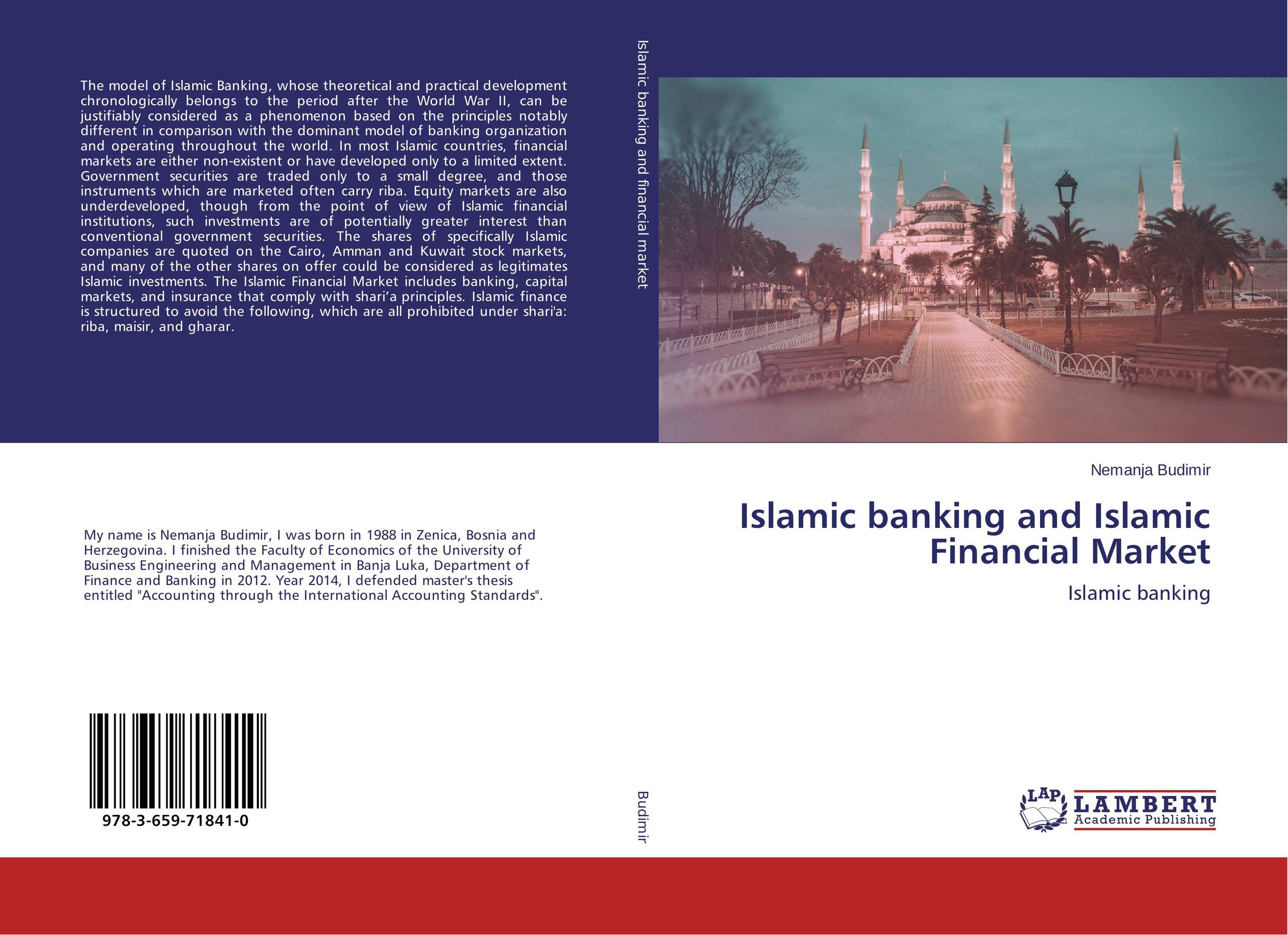 Islamic banking and Islamic Financial Market textiles of the islamic world