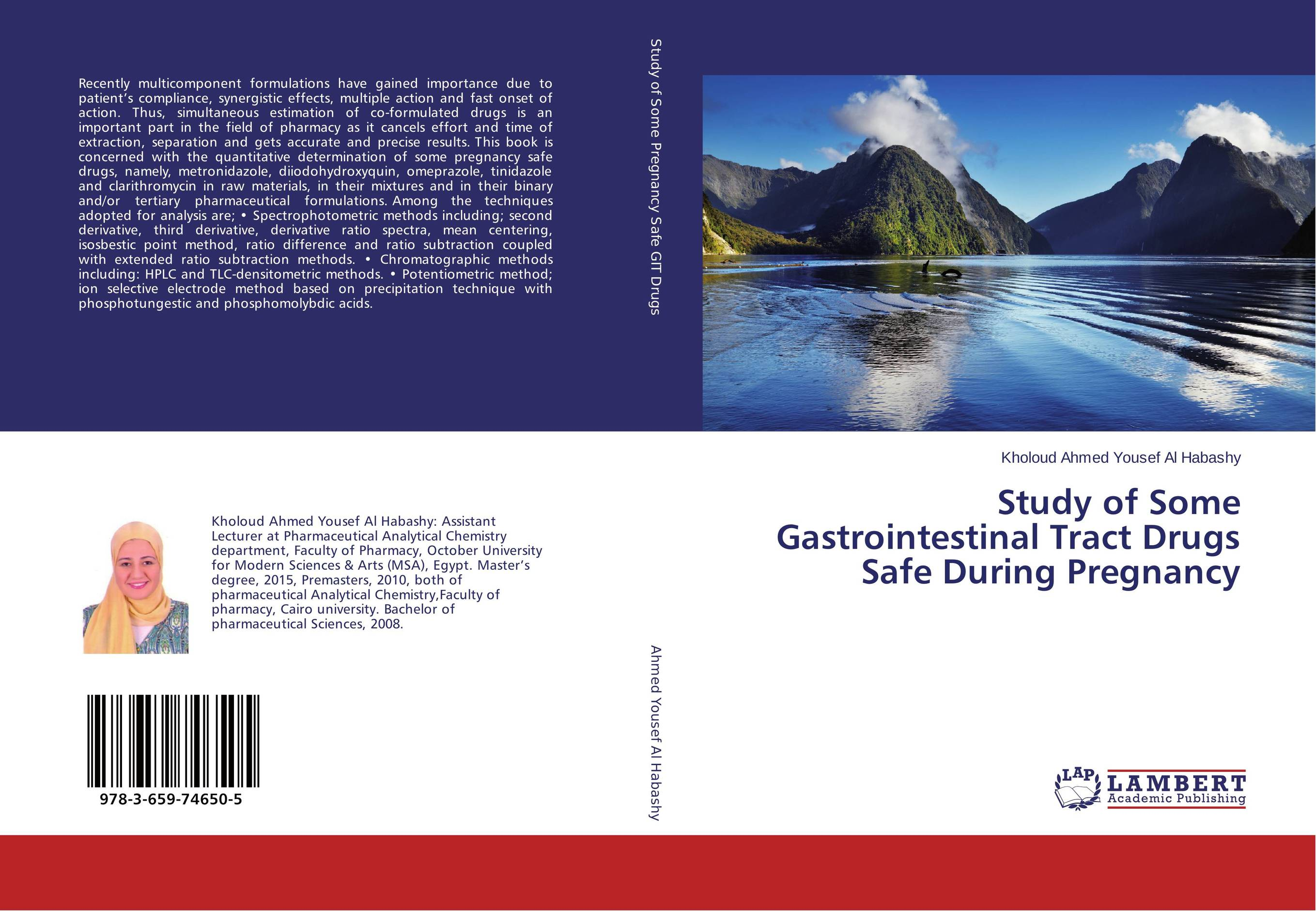 Study of Some Gastrointestinal Tract Drugs Safe During Pregnancy drugs during pregnancy and lactation treatment options and risk assessment