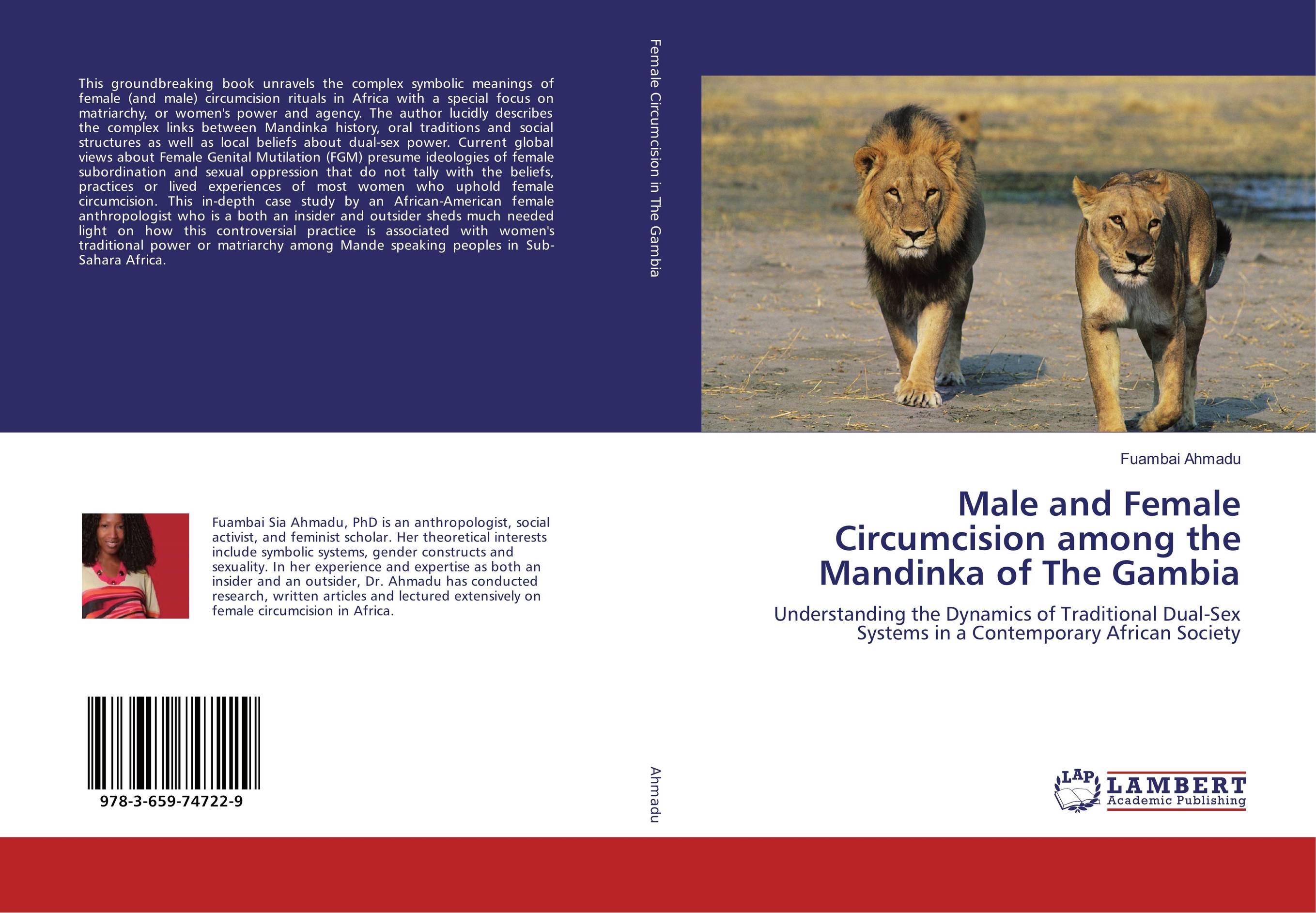 Male and Female Circumcision among the Mandinka of The Gambia circumcision
