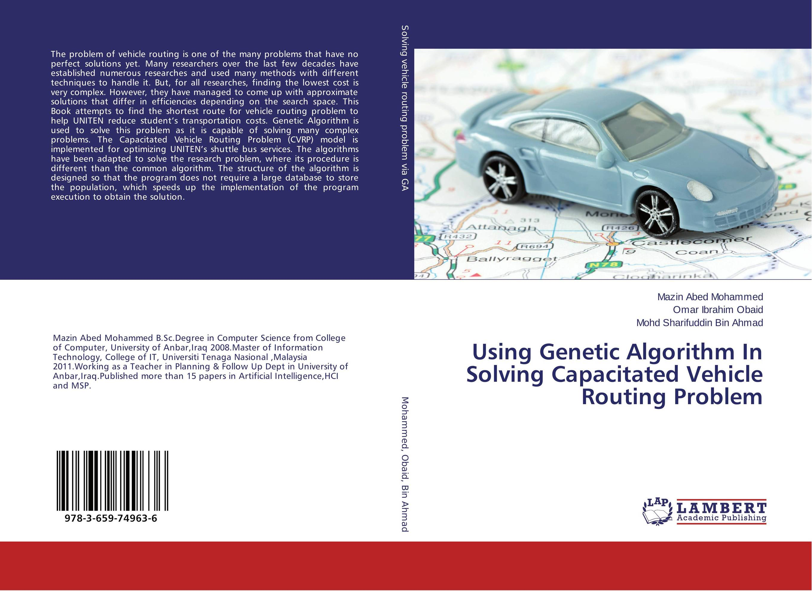 Using Genetic Algorithm In Solving Capacitated Vehicle Routing Problem a genetic algorithm for vlsi floorplanning