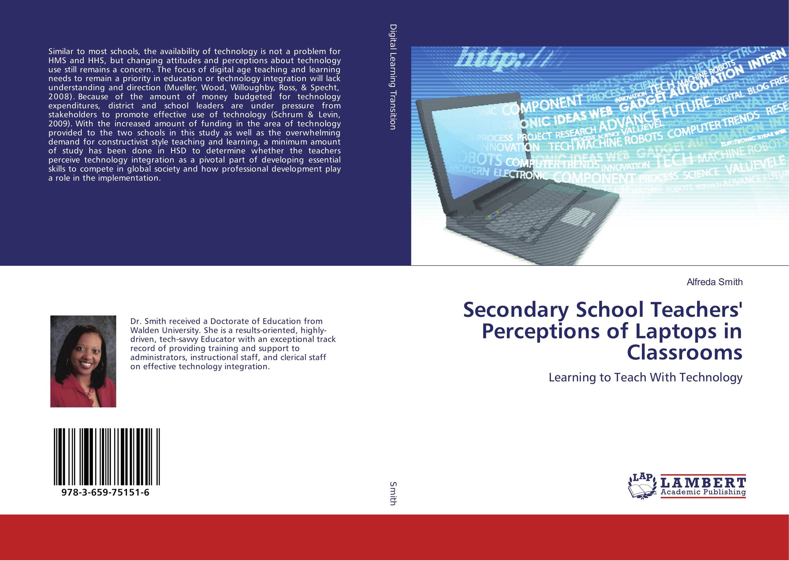 Secondary School Teachers' Perceptions of Laptops in Classrooms teachers as team leaders in a professional learning community