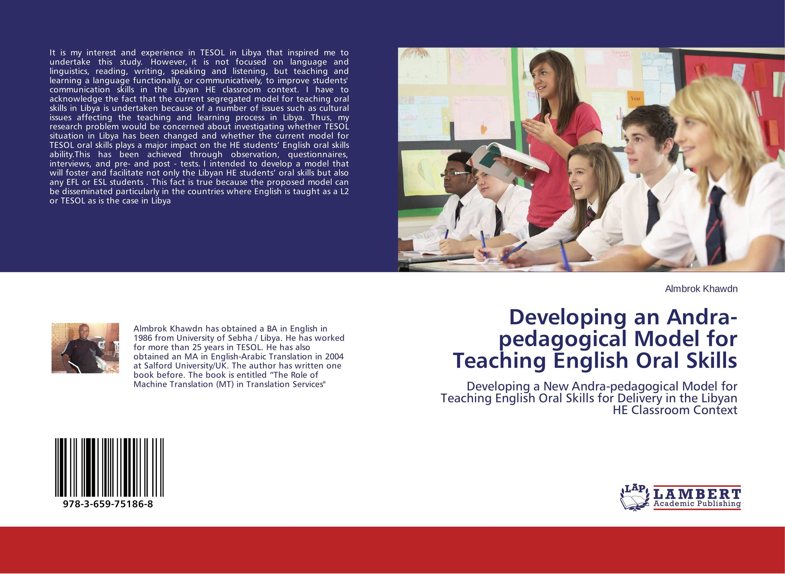 Developing an Andra-pedagogical Model for Teaching English Oral Skills a model for developing rating scale descriptors