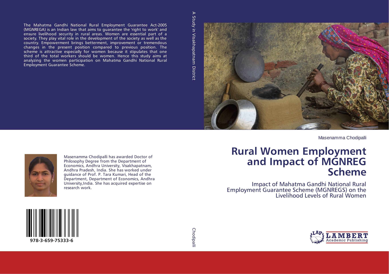 Rural Women Employment and Impact of MGNREG Scheme